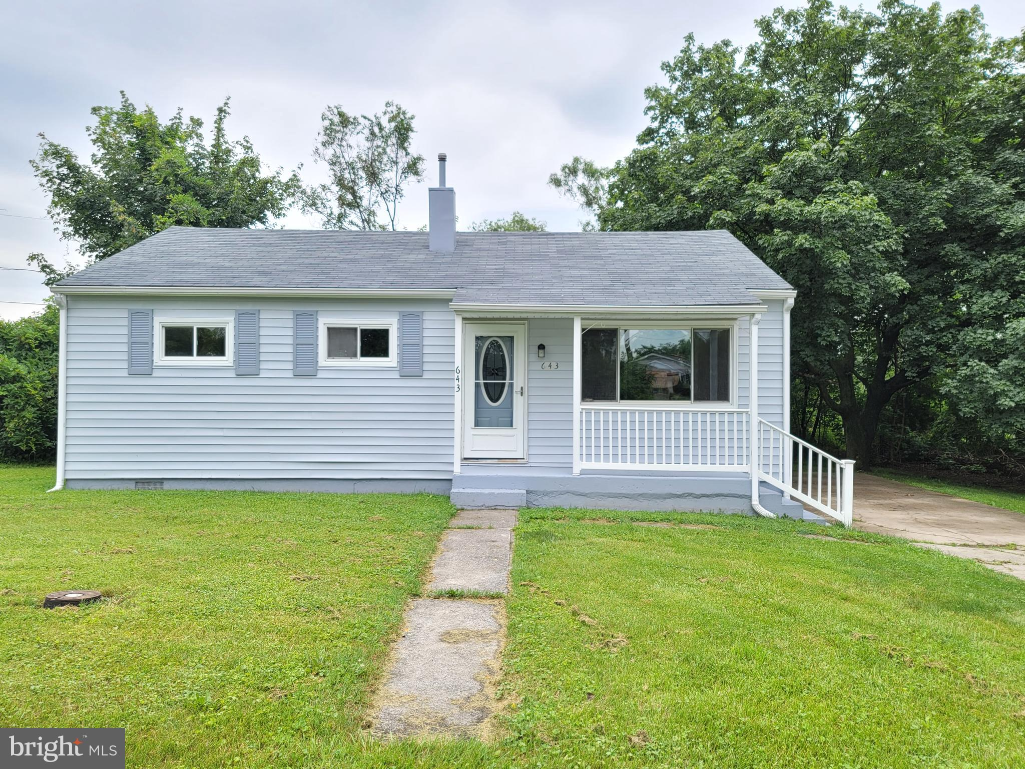 Looking to downsize or looking for a nice starter home?  Check out this affordable rancher.  Offerin