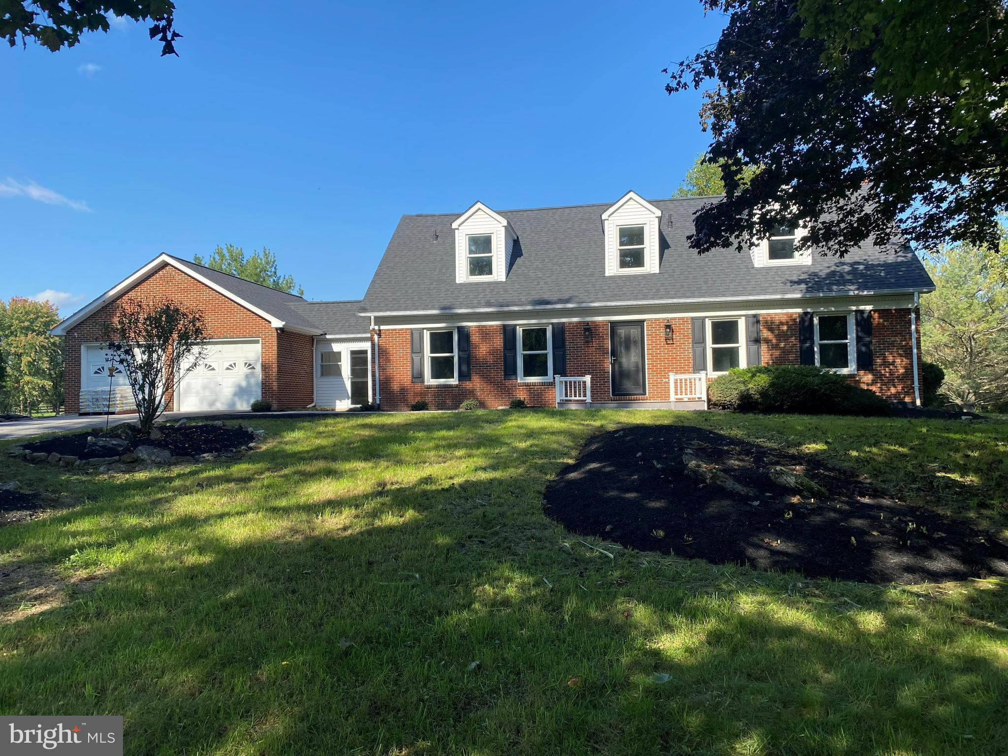 Welcome Home to this Charming 4 Bedroom, 3.5 Bath home situated on 5 picturesque acres.  This home h