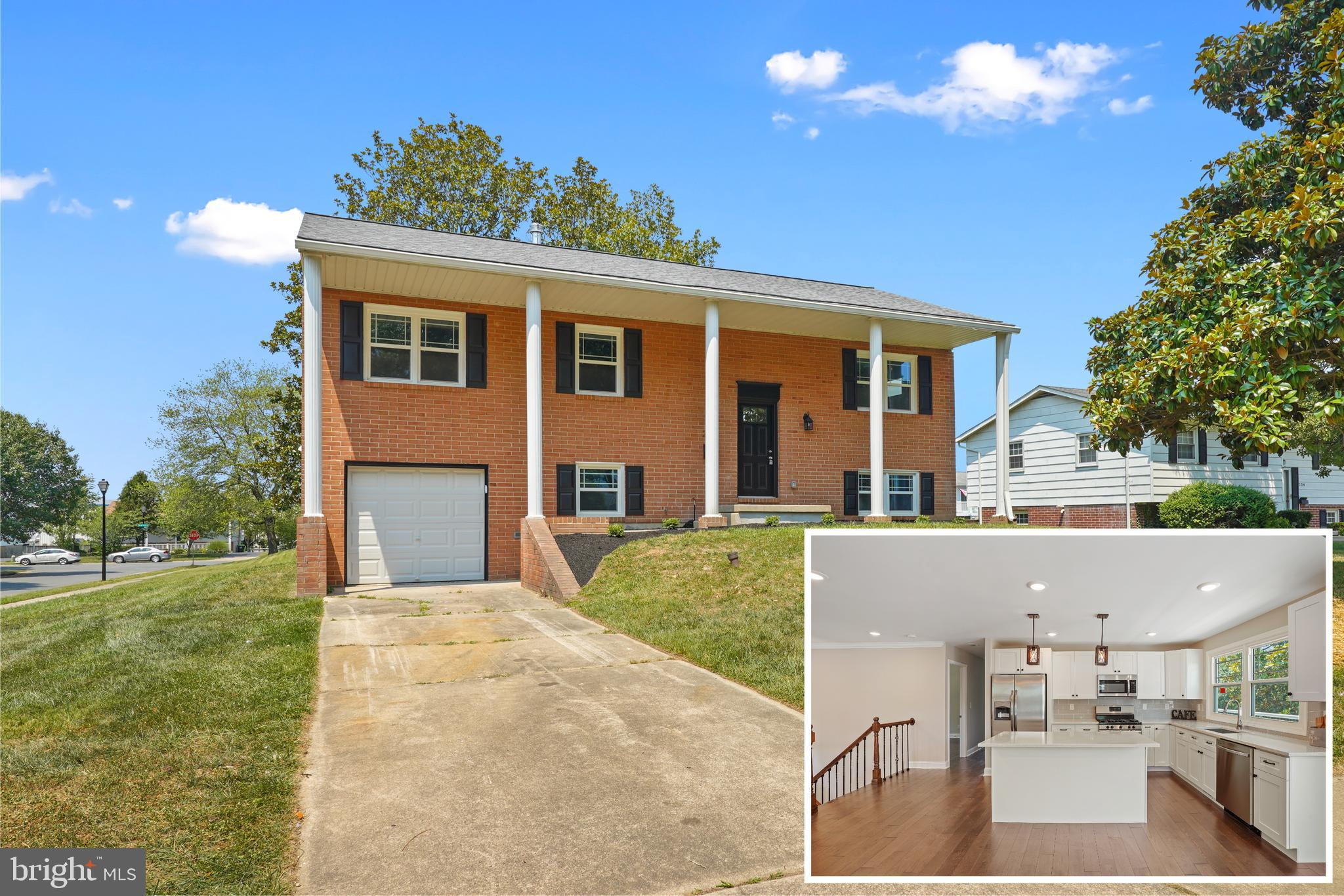 Gorgeous new renovation in Joppatowne ! This home offers 4 spacious bedrooms and 3 full bathrooms. T