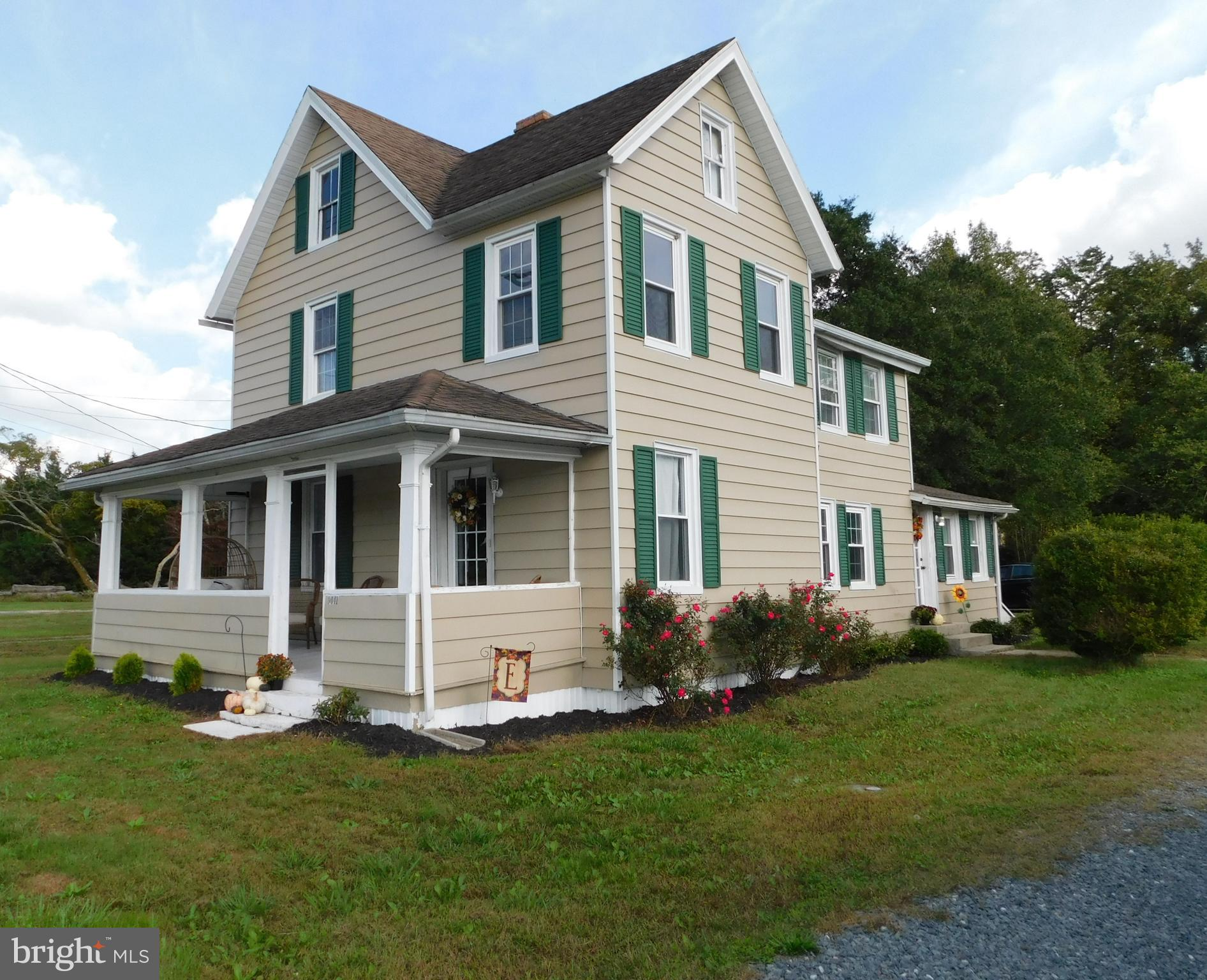Welcome Home. This Beautiful house is ready for you to call home- Located in Delmar, Maryland moment