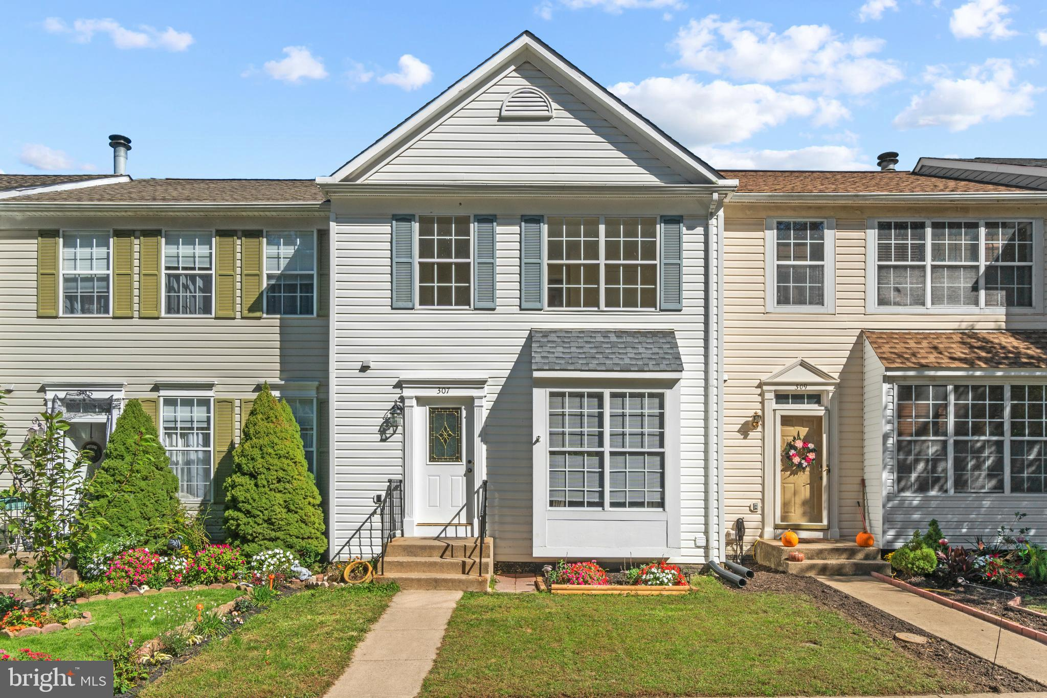 Freshly updated, 3 bedroom, 3.5 baths Colonial TH with 3 finished levels! Some of the recent updates