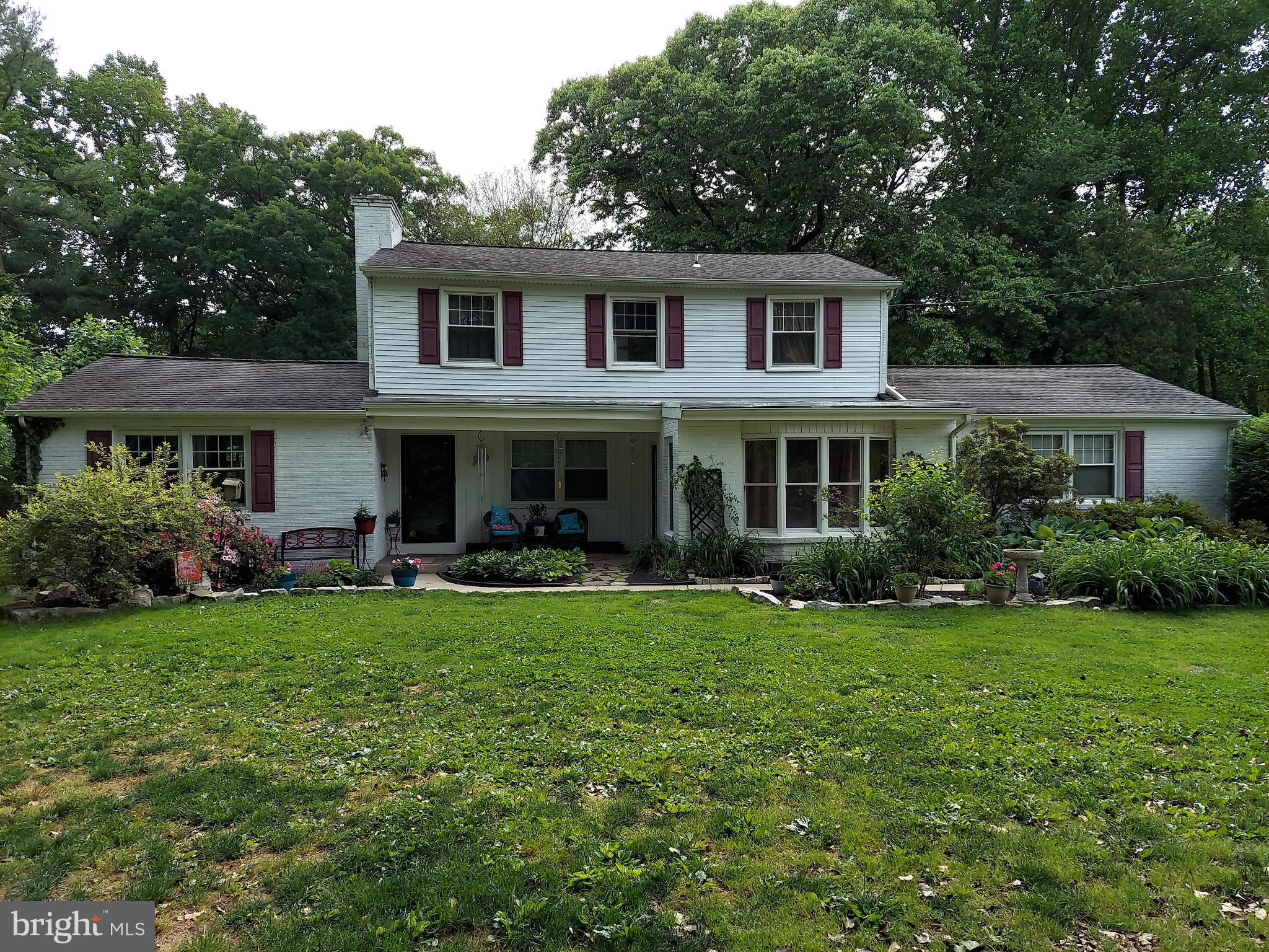Location, Location, Location.   This 3,000 sq. ft. plus home w/ 3 bedrooms 2.5 bathrooms on 1.8 acre