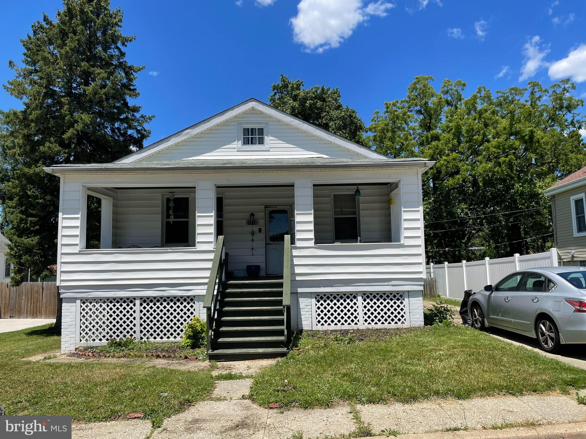 Come see this well maintained bungalow with level back yard and off street parking. This will not last at this price.