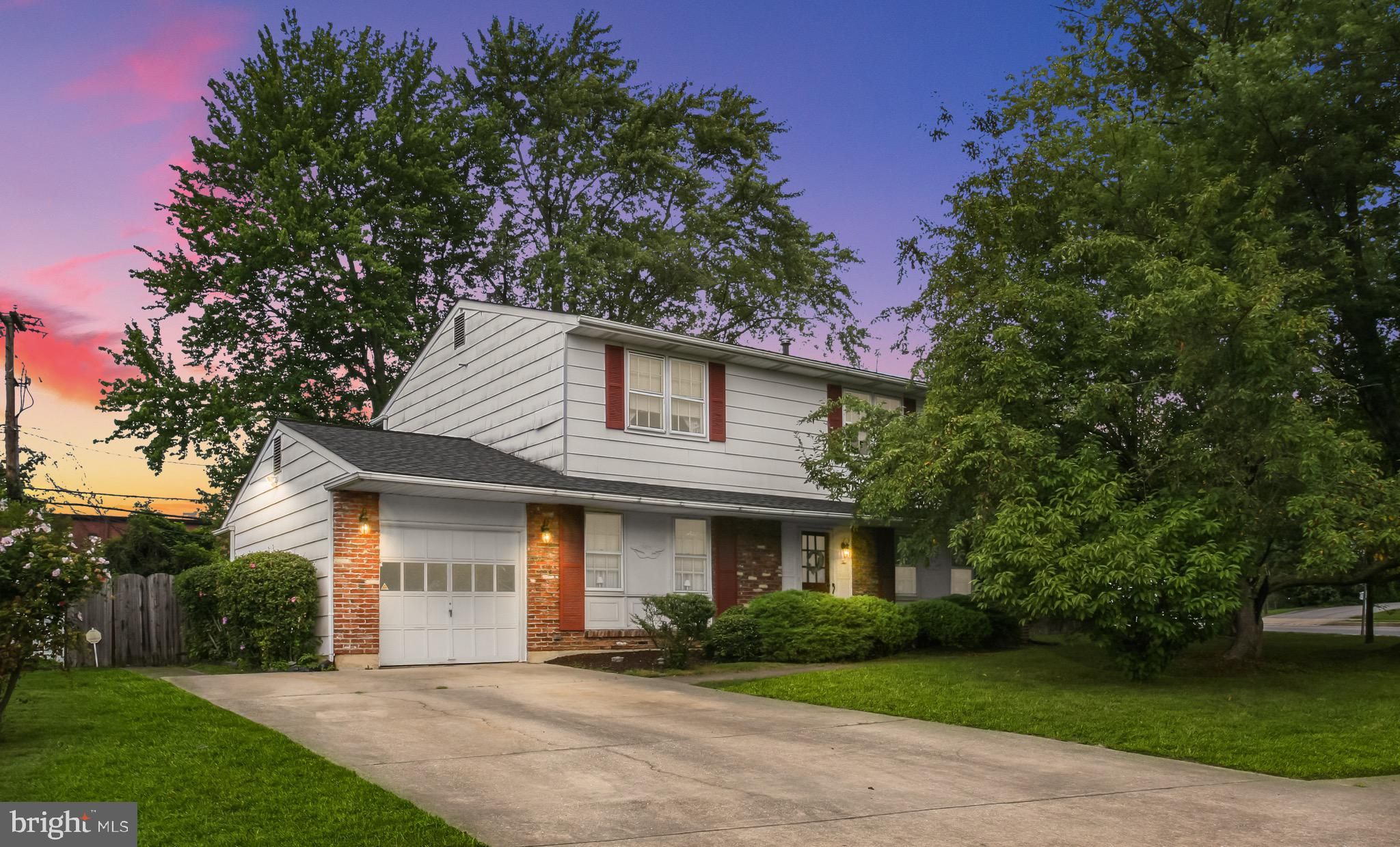 AS-IS home could be a great investment!  Sweat equity opportunity in the Red Mill Farms neighborhood