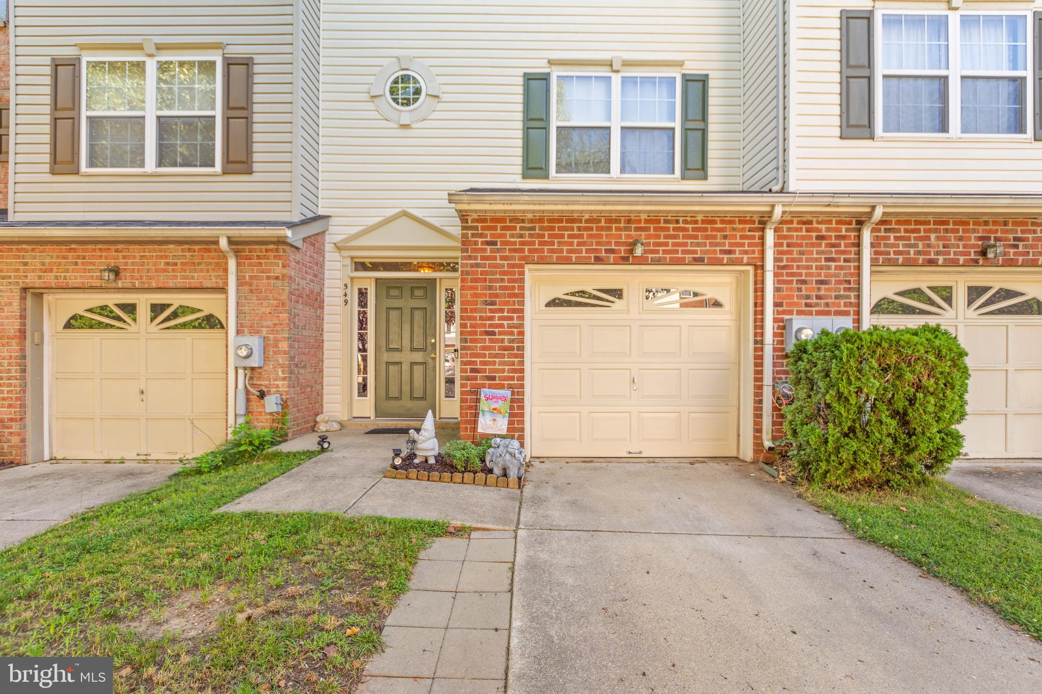 CHARMING AND INVITING BEST DESCRIBES THIS SPACIOUS 3 FINISHED LEVELS, 3 BEDROOM, 2 FULL AND 2 HALF B