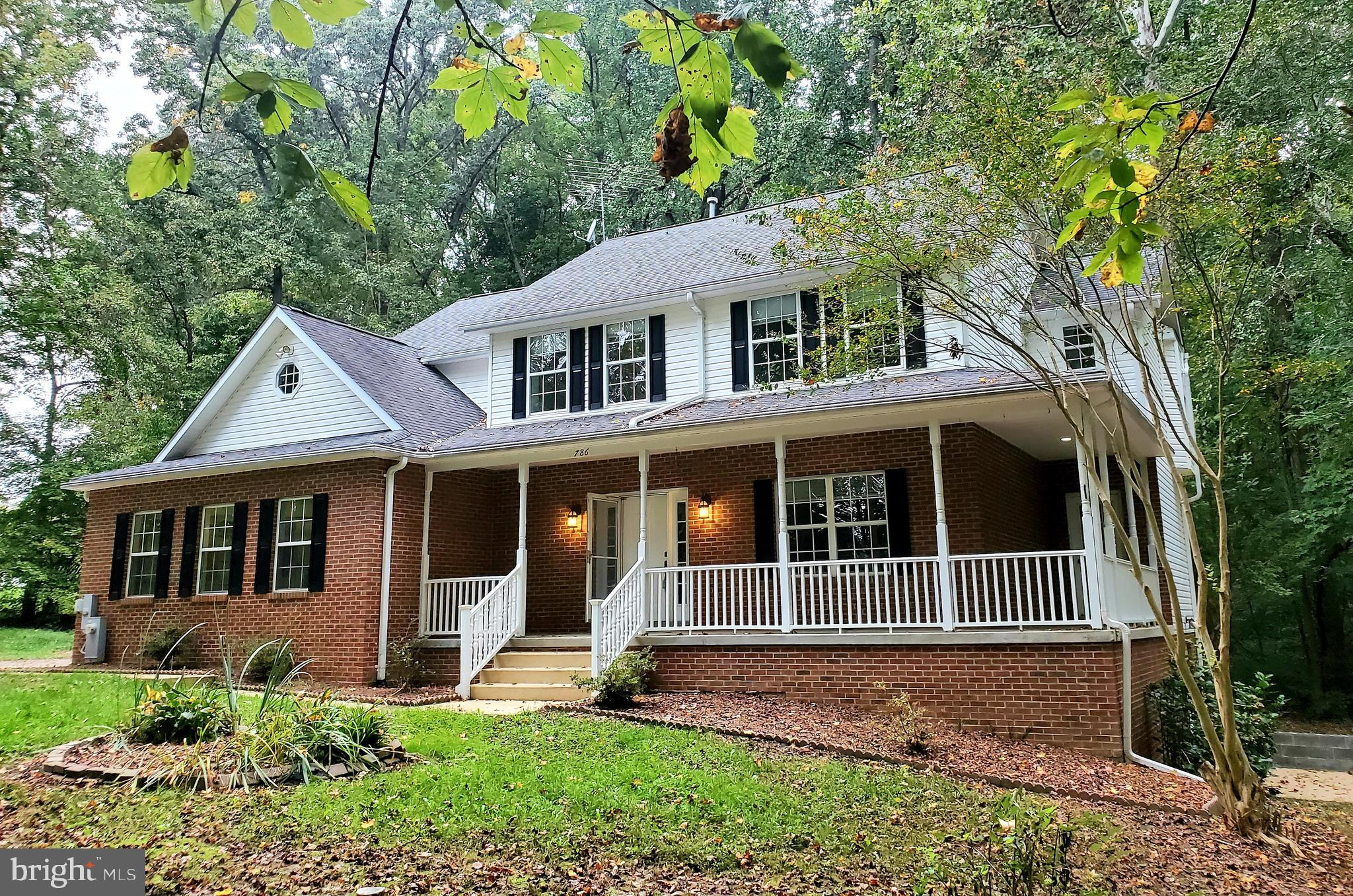 """Enjoy all the comforts of """"Home"""" in this amazing southern colonial. A nature lover's paradise. Barbe"""