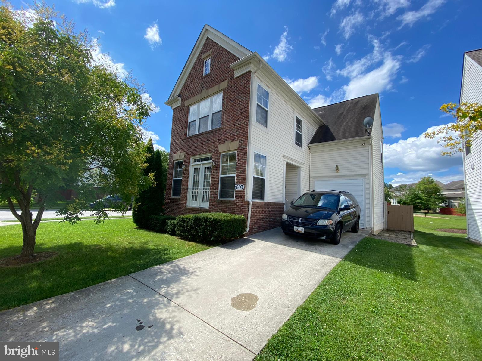 Gorgeous, well-maintained colonial home with four bedrooms, 3.5 baths closely located near the MARC