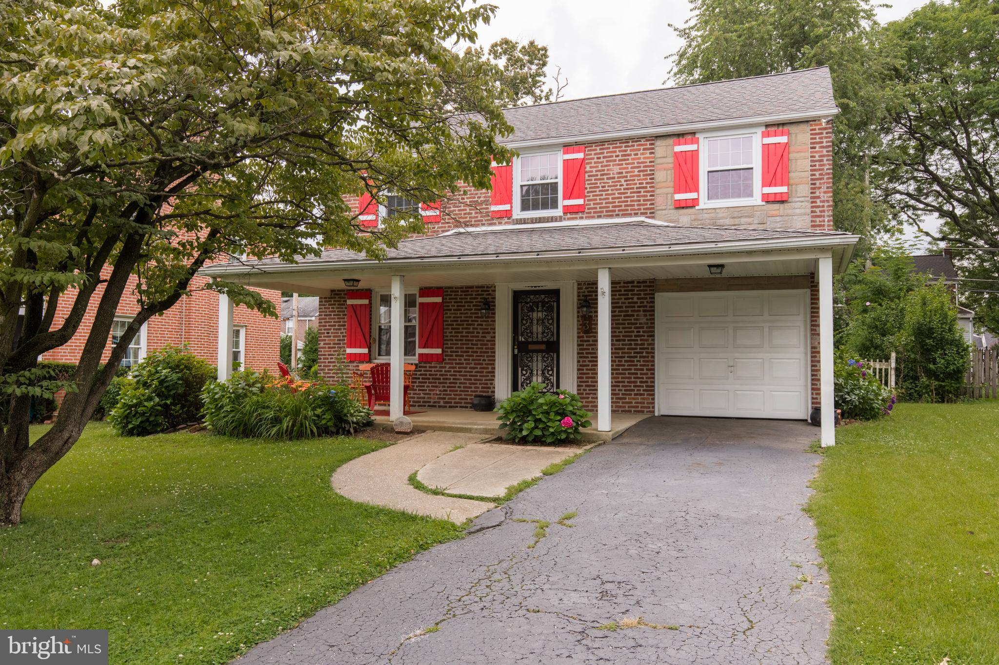 BACK ON THE MARKET! Brand new Heater & Central Air Systems!!!Don't miss this Large Classic Brick Col