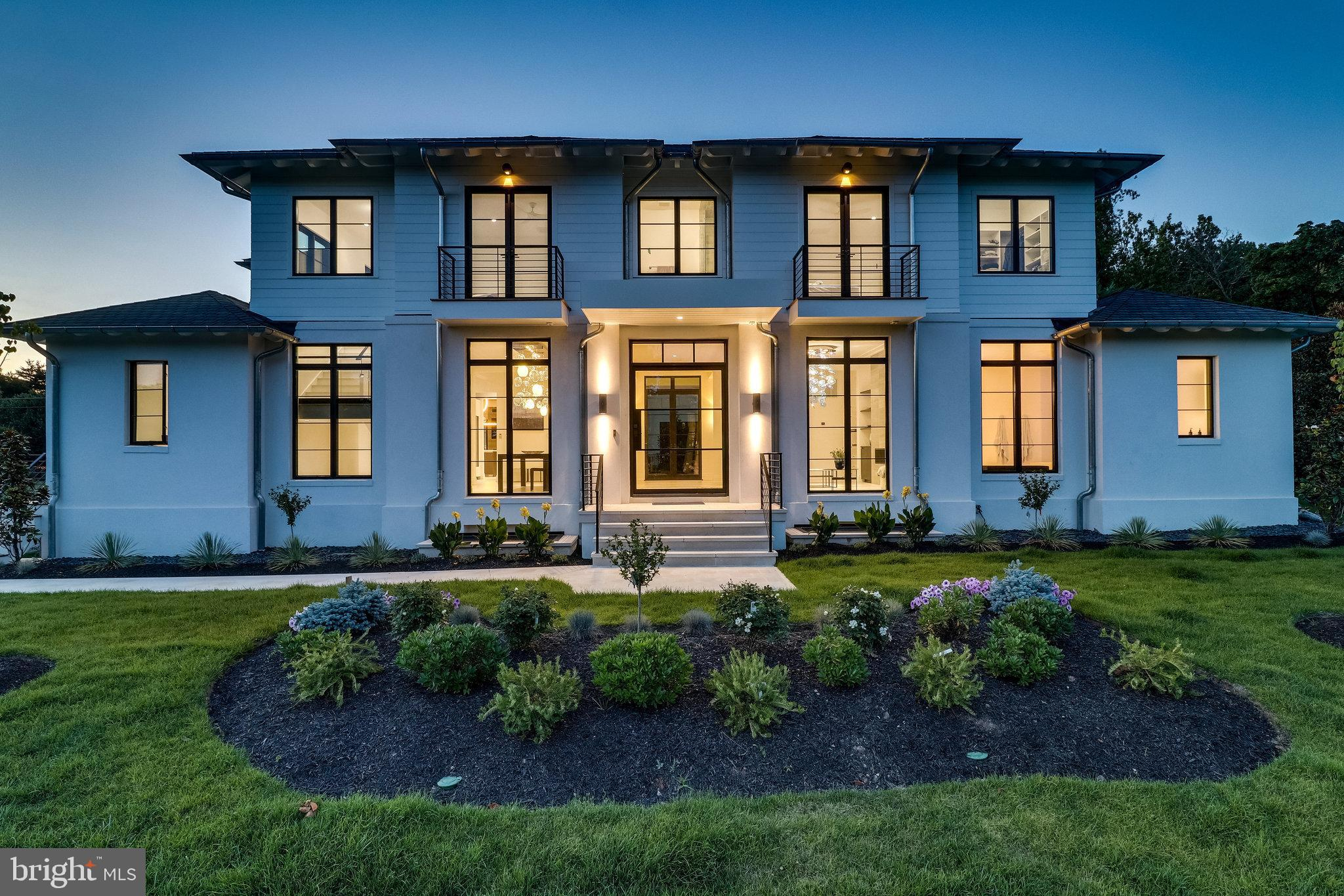 One of a kind, masterful and thoughtfully designed custom built SFH sited on a flat 0.55 acres. Main