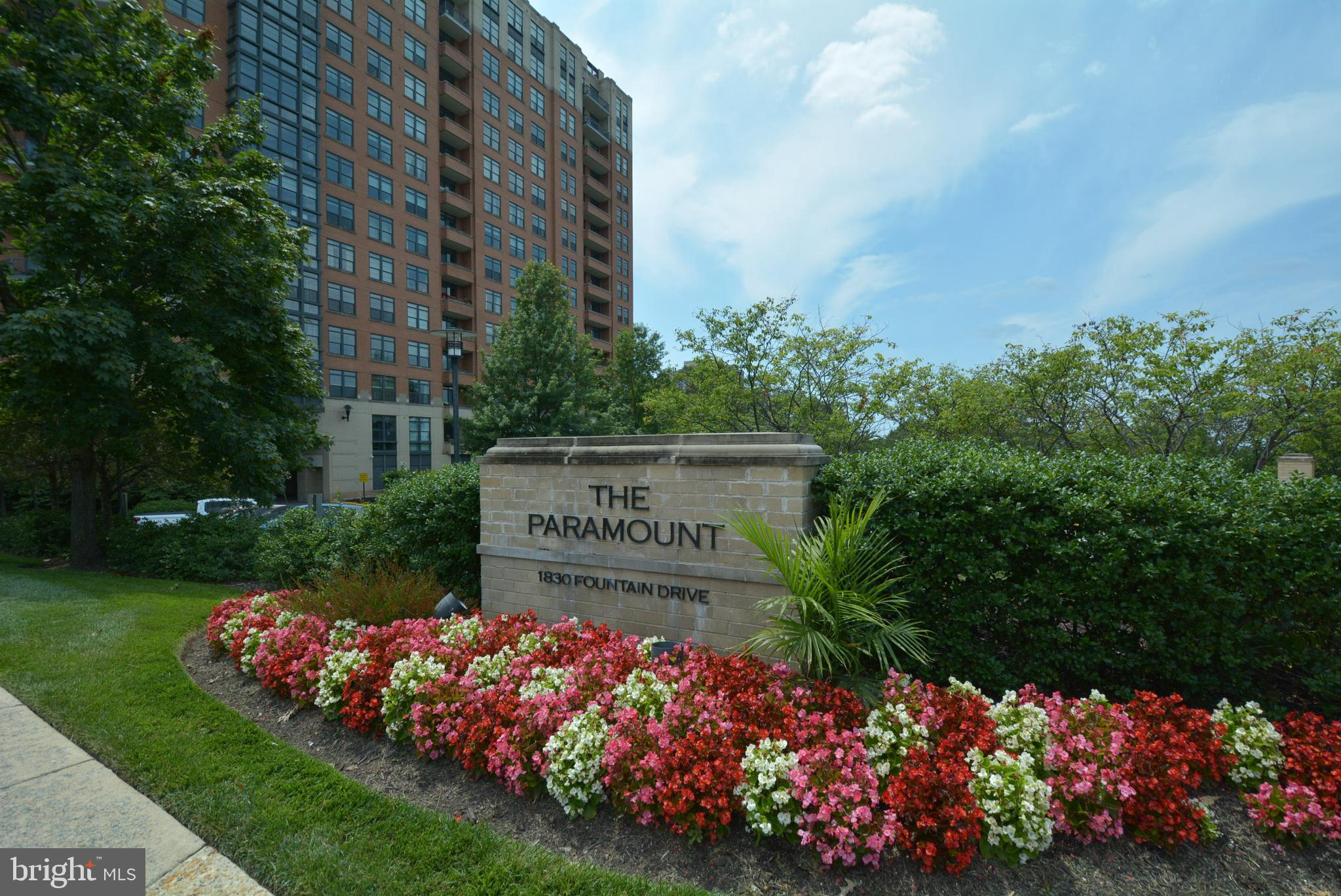 Luxury living in Reston Town Center at the Paramount, in a truly unique, meticulously upgraded and h