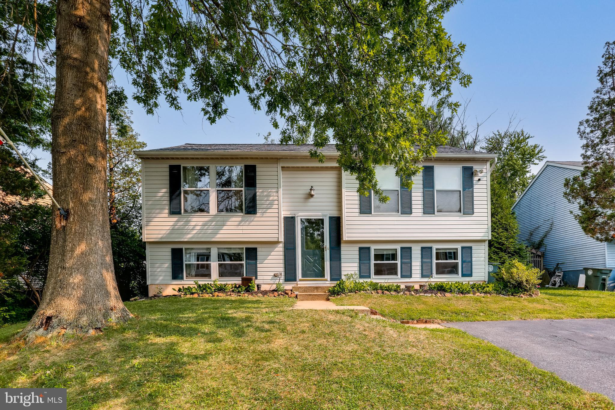 Welcome home to this beautiful, split foyer home full of natural light and a wide open floor plan.