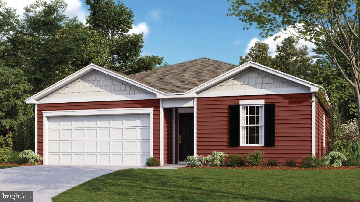 SEPTEMBER MOVE IN!  NEW  CONSTRUCTION! DONT MISS OUT ON THIS BEAUTIFUL RANCH STYLE HOME WITH GRANITE