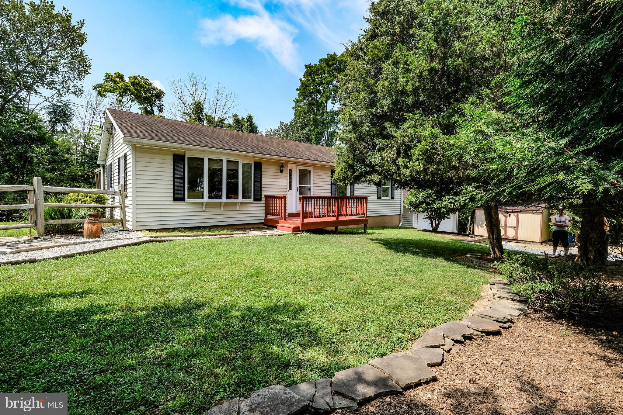 Spotlessly clean, light filled, and move-in ready at an affordable price, this home has so much to o