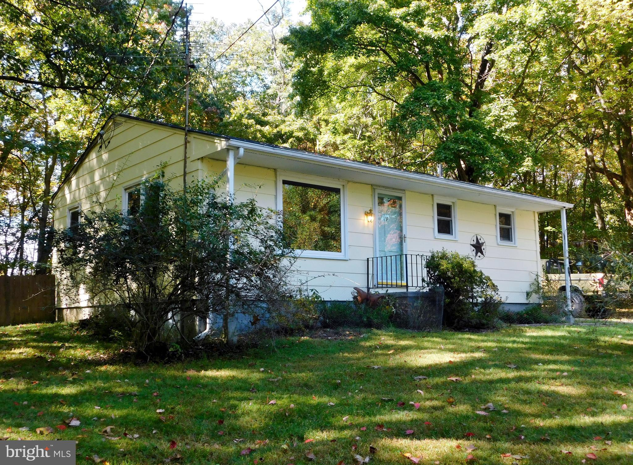 Nestled amongst beautiful woodland in The Blue Ridge Mountains, we've just listed this adorable coun