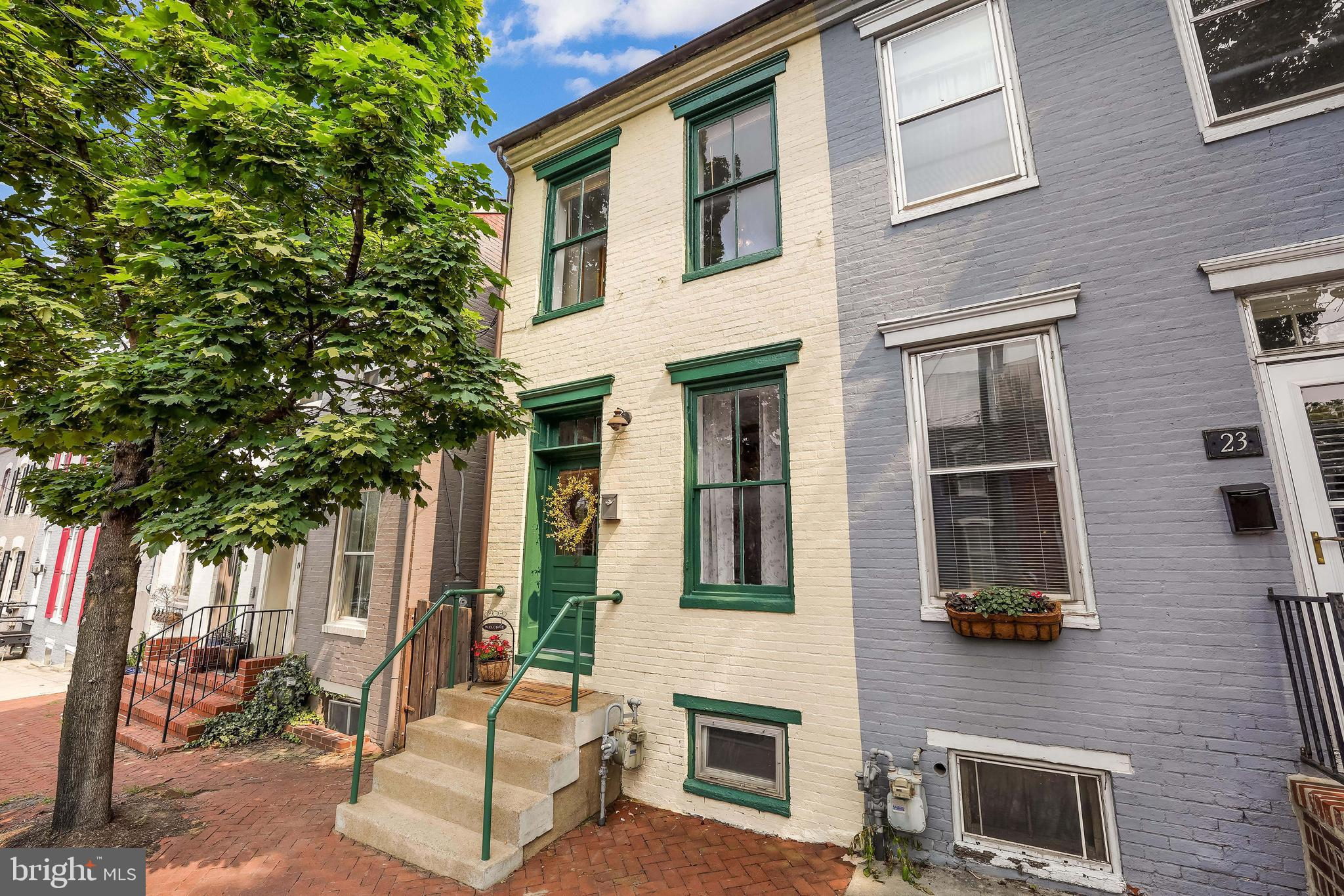 - Renovated in 2021 -   and gently restored original charm through out to include Brick Walls; 4 Fir