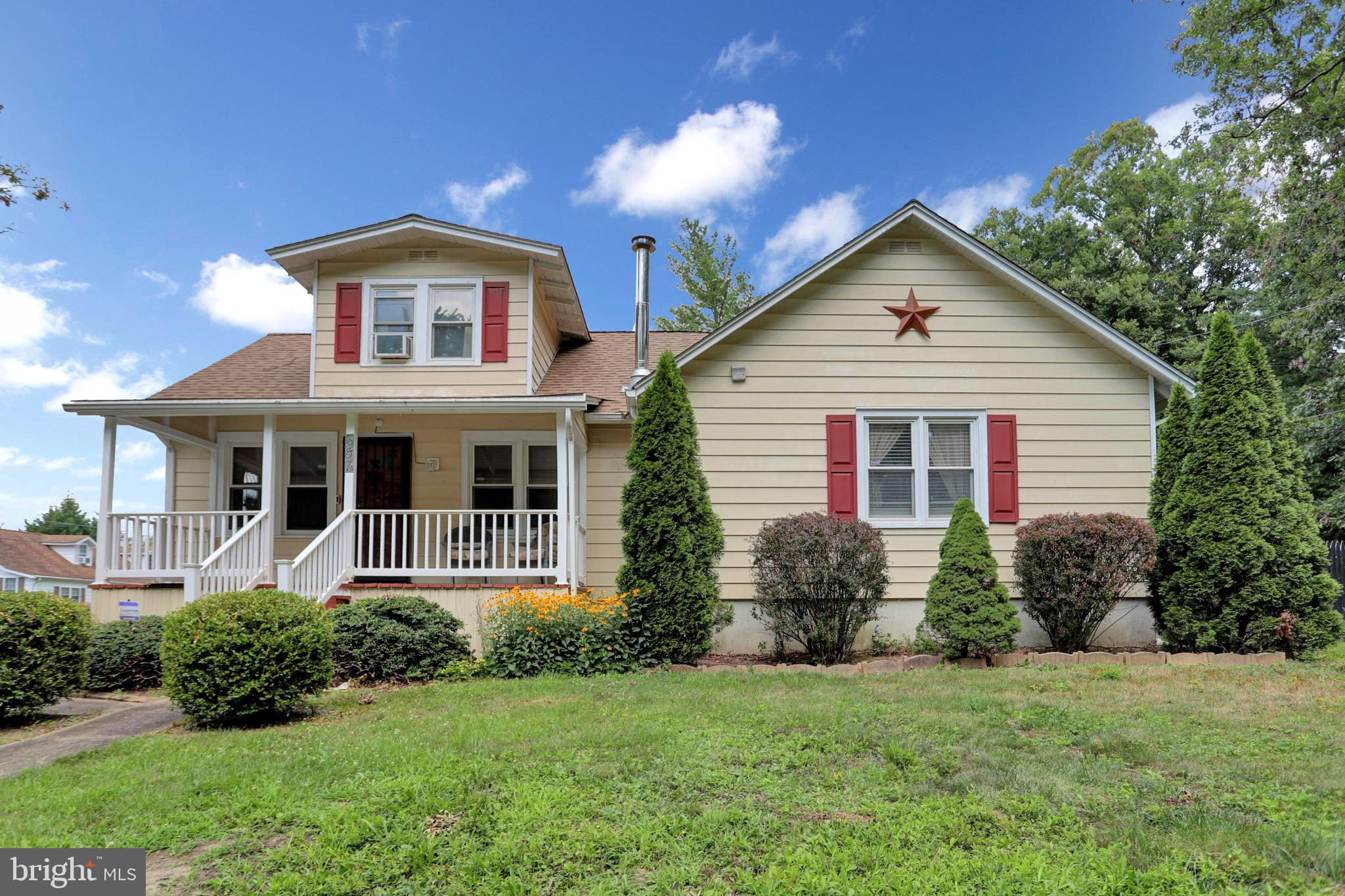 Nice, well built home located just outside of North East town limits while being within walking dist