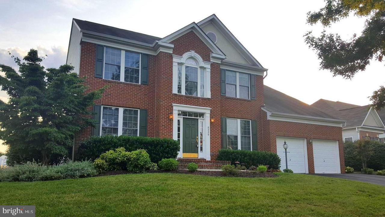 """Beautiful home in Shipley's Retreat.  Elevated ceilings first floor foyer.  Main floor has office, sitting room, dining room, kitchen/dining area, laundry room, and main living room with fireplace. 4 bedrooms upstairs and large unfinished basement.  2 car garage. The open floor plan gives you a view into the kitchen and main living room with fireplace.  The kitchen has room for a table.   Owner's bedroom suite has a private spa-like bath, sitting room, and dual walk-in closets.   Plenty of room to entertain indoors and out. Situated on a quiet street with beautiful view of landscaped common area.  Large kitchen with 42"""" cabinets, corian counter-tops, recessed lighting, gas cooktop, and double wall ovens. Hardwood floors, recessed lighting on main floor. Short walk to the community pond and walking trails. Great view of lovely and scenic HOA landscaped land. The pictures show house is empty but it is currently owner occupied. This house is a great find!"""