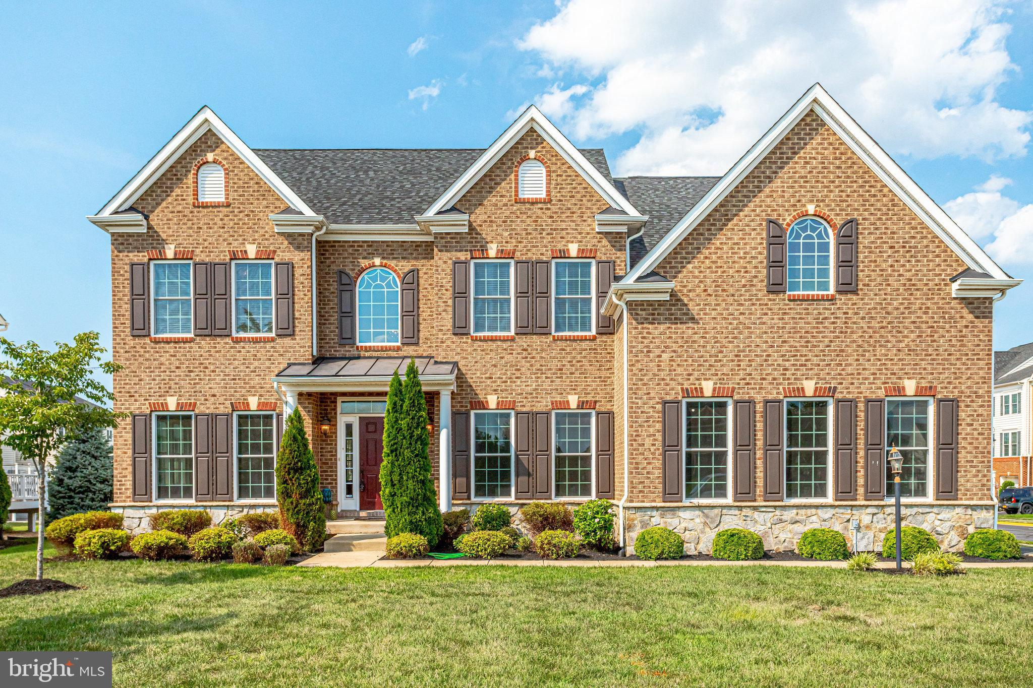 Welcome home to this Remington model by NVR Homes. Situated on a corner lot with over 5,700 sq. ft.