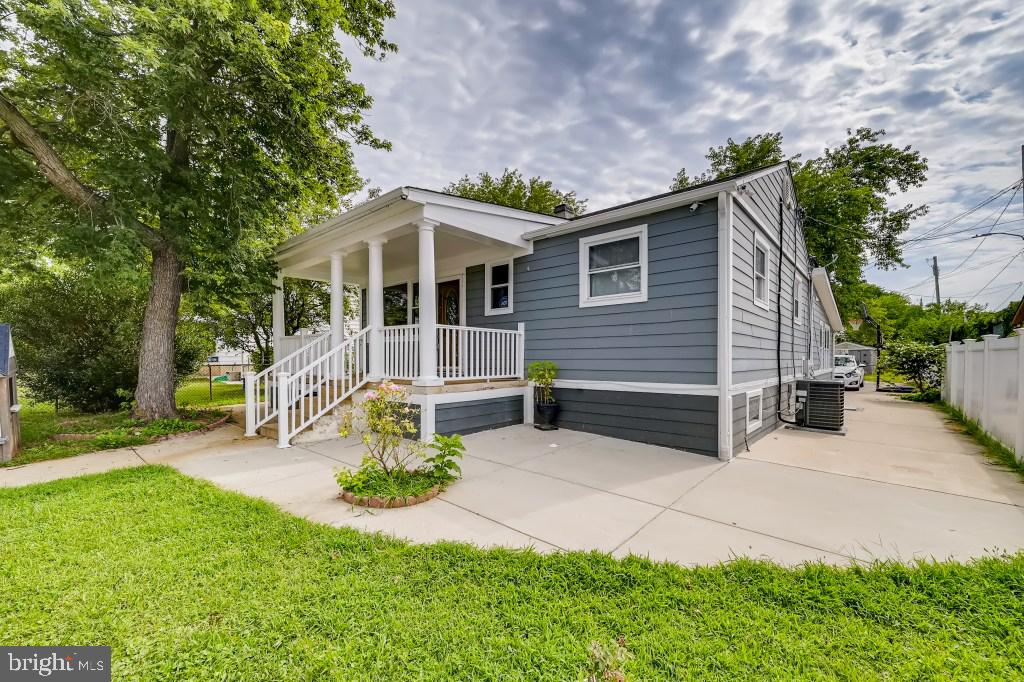 Check out this renovated charming 5 BR  rancher that is close to everything that Baltimore has to offer.  Easy commute to work or a night out on the town.  This home was fully renovated in 2018. Paved parking in the back of the property, also shed for storage.  Please hurry, won't last long.