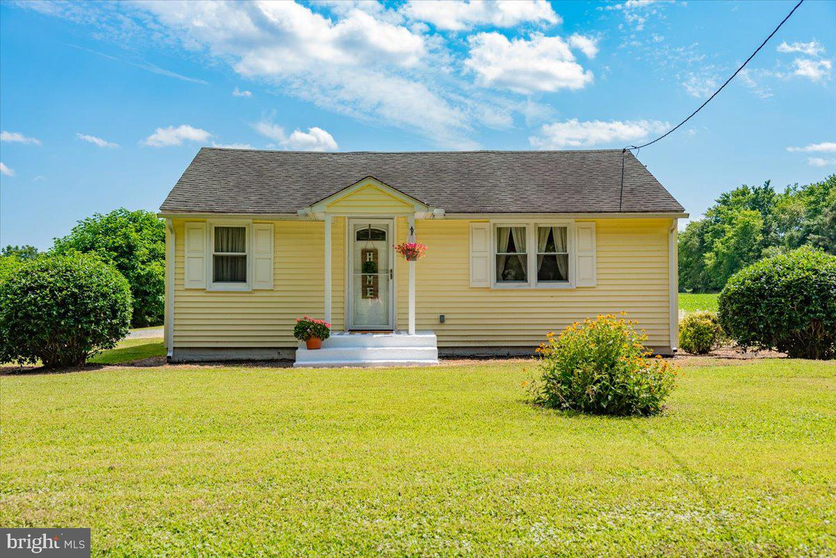 """Adorable home only a few miles to the sandy beaches of Ocean City! Conveniently located only minutes to Rout 50, Route 113 and Route 90. Enjoy fishing, boating and the smell of the water with only a short ride to the bay or ocean.   Away from the hustle and bustle, home is situated on a little over 1/2 acre private lot with scenic country views. Large shed in the back gives you plenty of storage.  Home has been renovated with New Windows, Tile, Kitchen, Appliances, Lighting, HVAC, Water Heater and Updated Bathroom over the last few years.  Owner occupied, easy to show, 24 hours notice preferred for showings. Home is being sold """"AS IS"""". ALL OFFERS TO BE SUBMITTED BY 5PM SUNDAY, JULY 18TH"""
