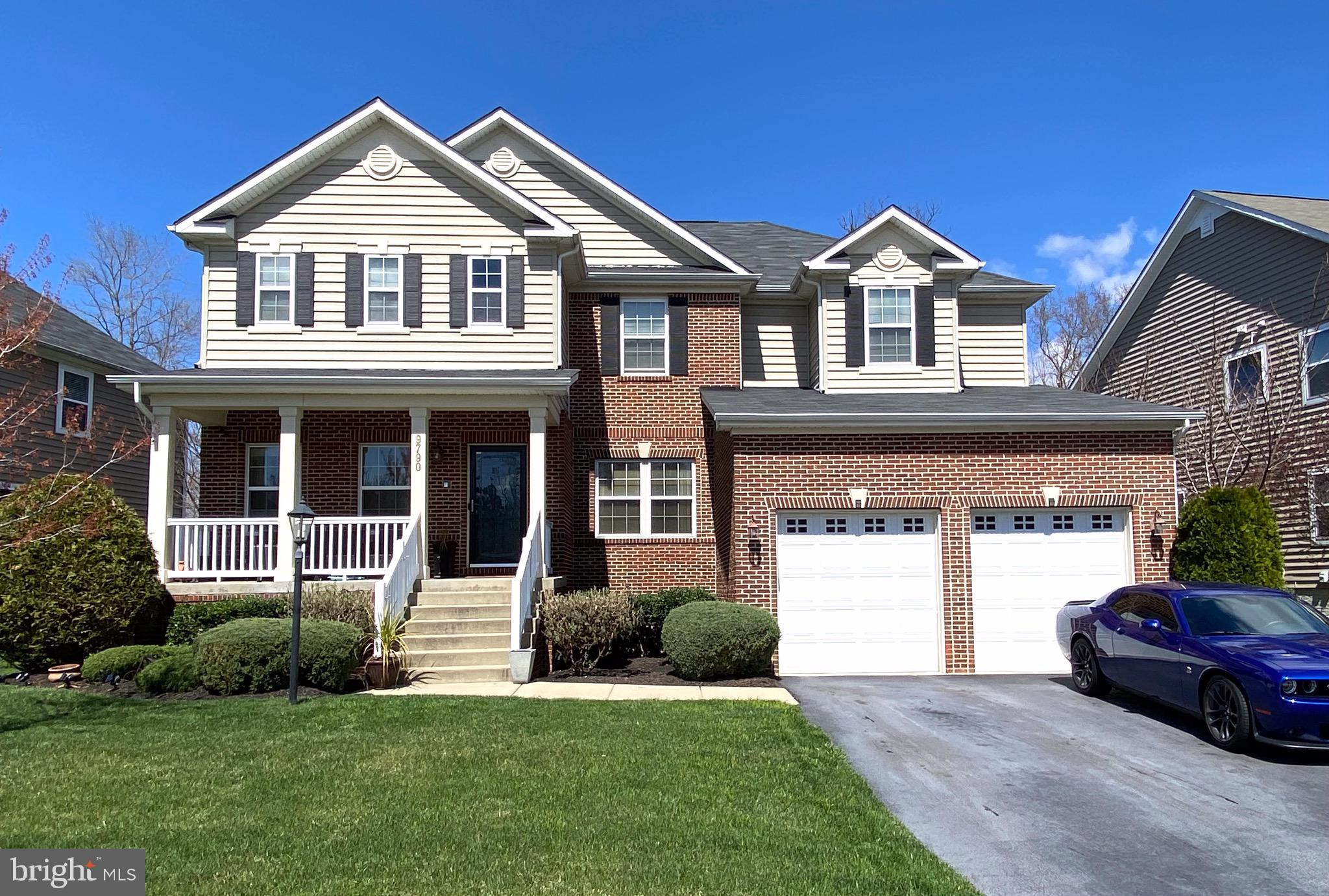 FABULOUS AND SPACIOUS BEST DESCRIBES this 5 BEDROOM, 4.5 BATH COLONIAL.  Fully Finished Basement inc