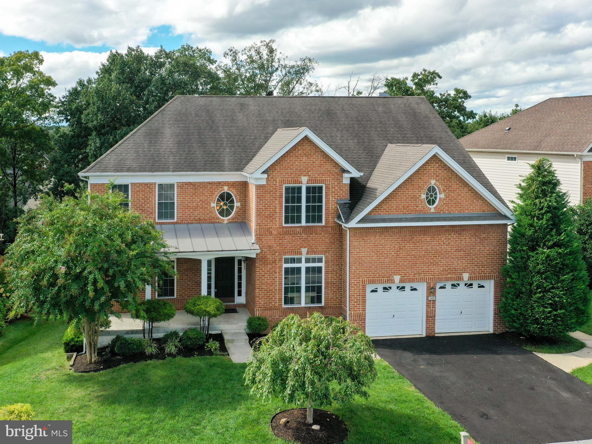 Welcome to Twin Lakes Overlook!  This light, bright, and airy single-family home features a private