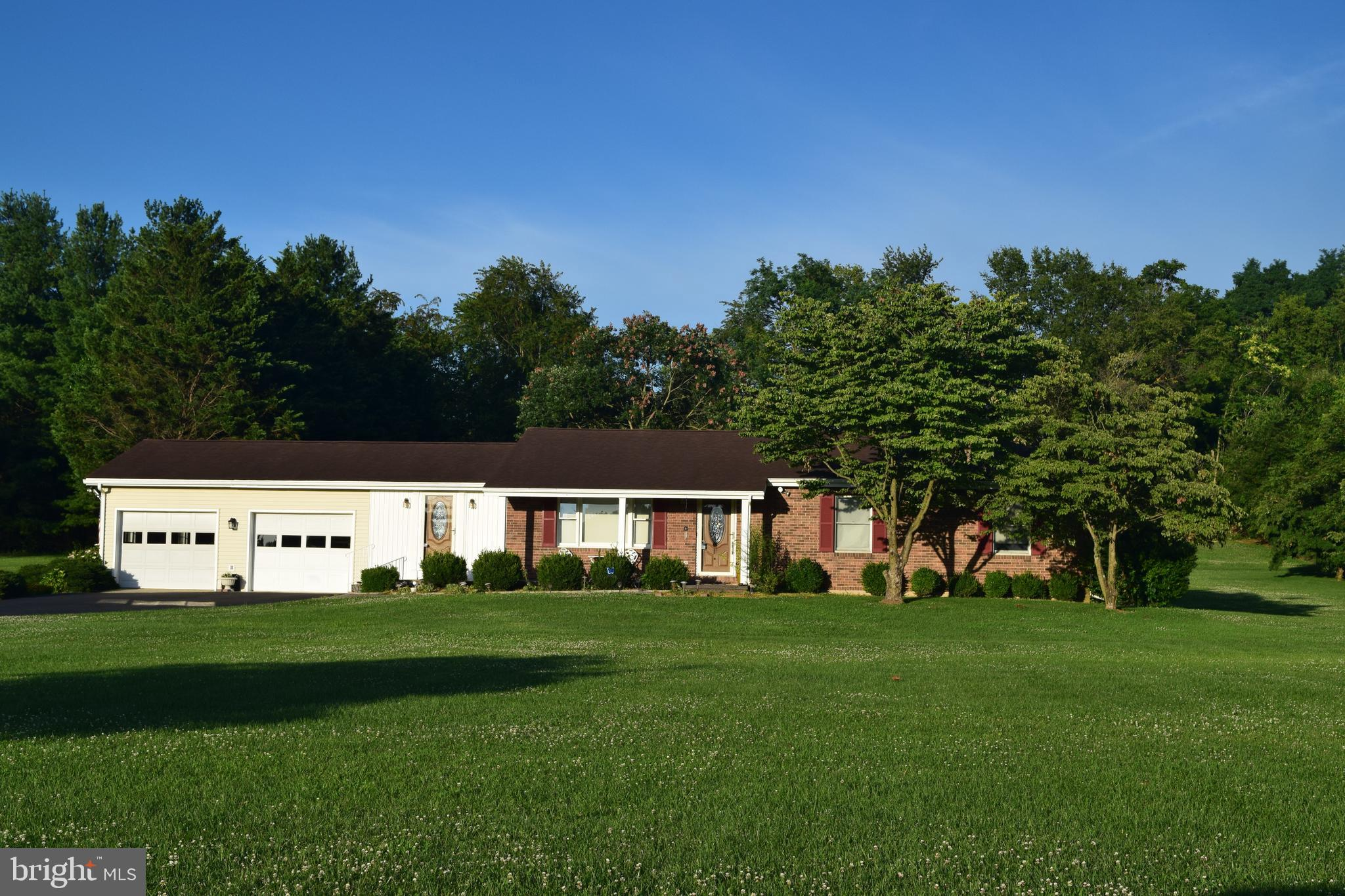 Peaceful Living on this Adamstown Country Cul-de-Sac with no HOA!  Pastoral Views Out of Your Front