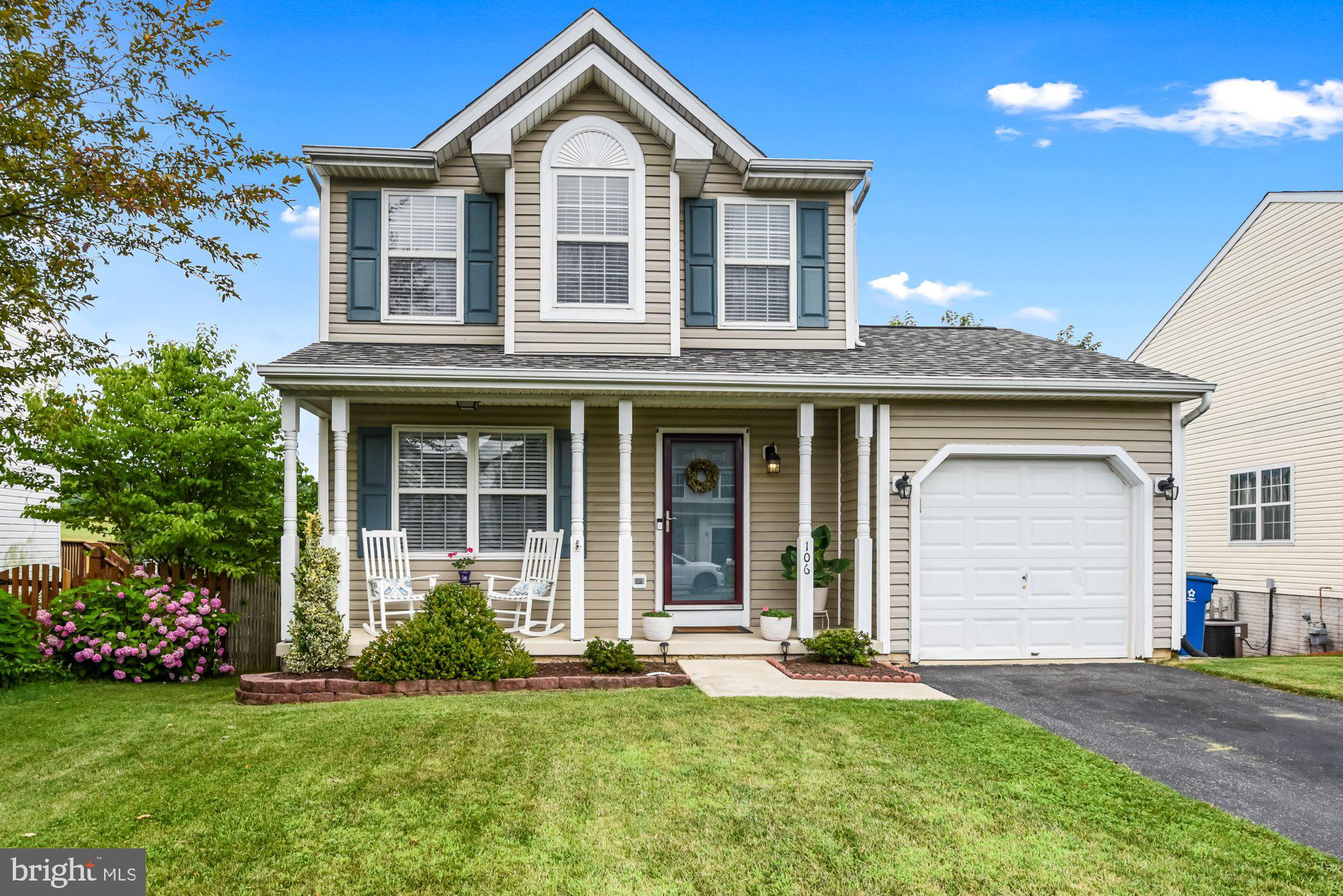 This beautiful 4 bed, 2.5 bath colonial home in Westminster has been meticulously maintained with ma