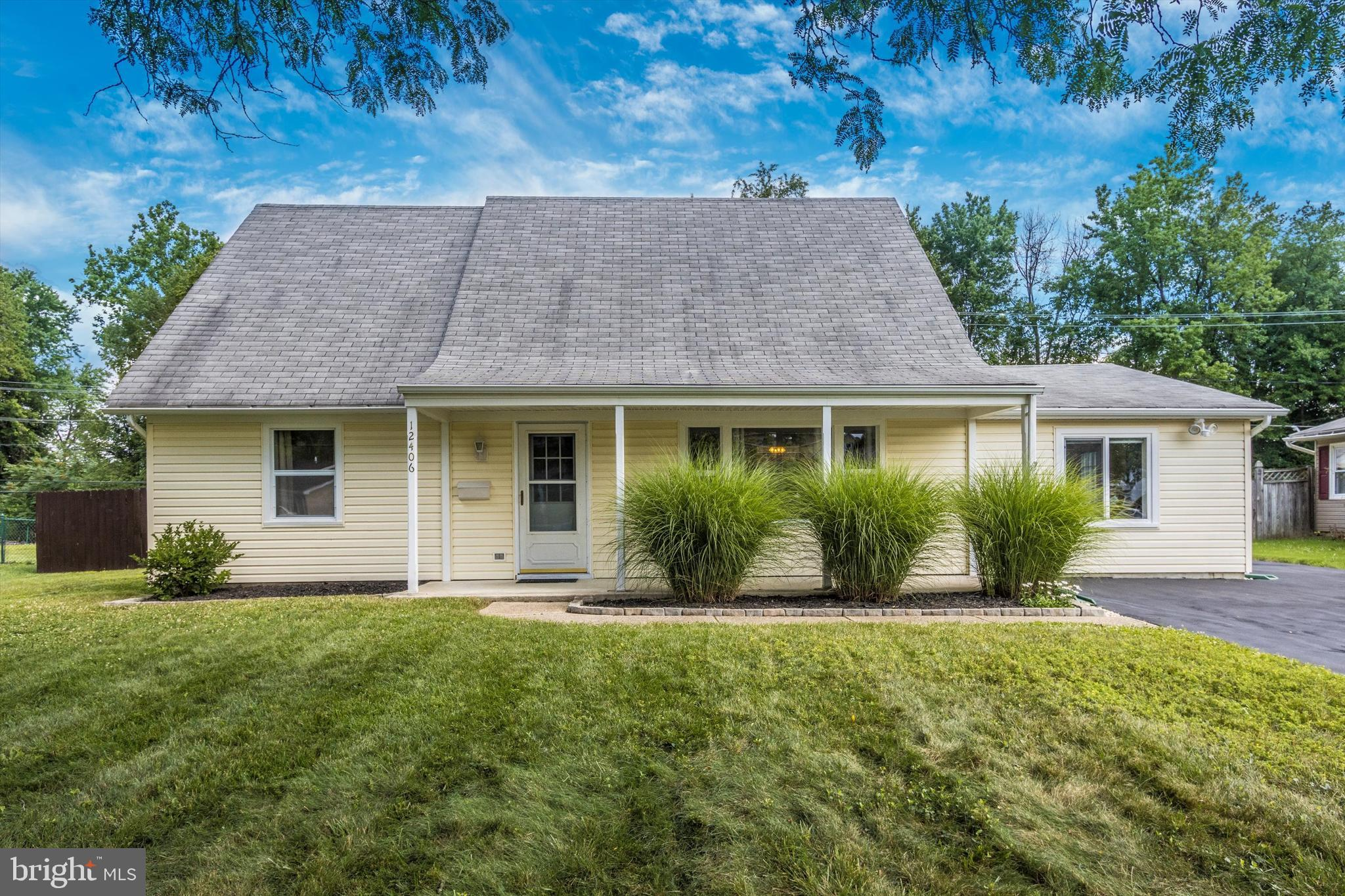 You can't miss this one!  Check out this amazing 4BR, 2BA Cape Cod style home for sale in Bowie, MD!