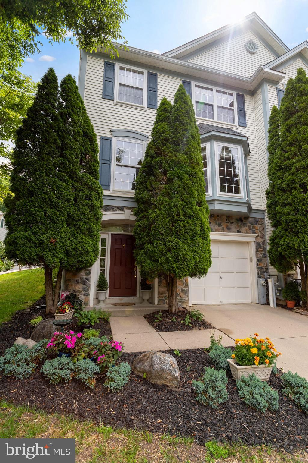 Welcome to Clarks Crossing a small secluded community in a wooded setting with extensive landscaping
