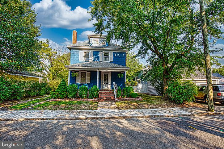 Updated and Charming is this beautiful colonial home so close to Salisbury University, Tidal Health,