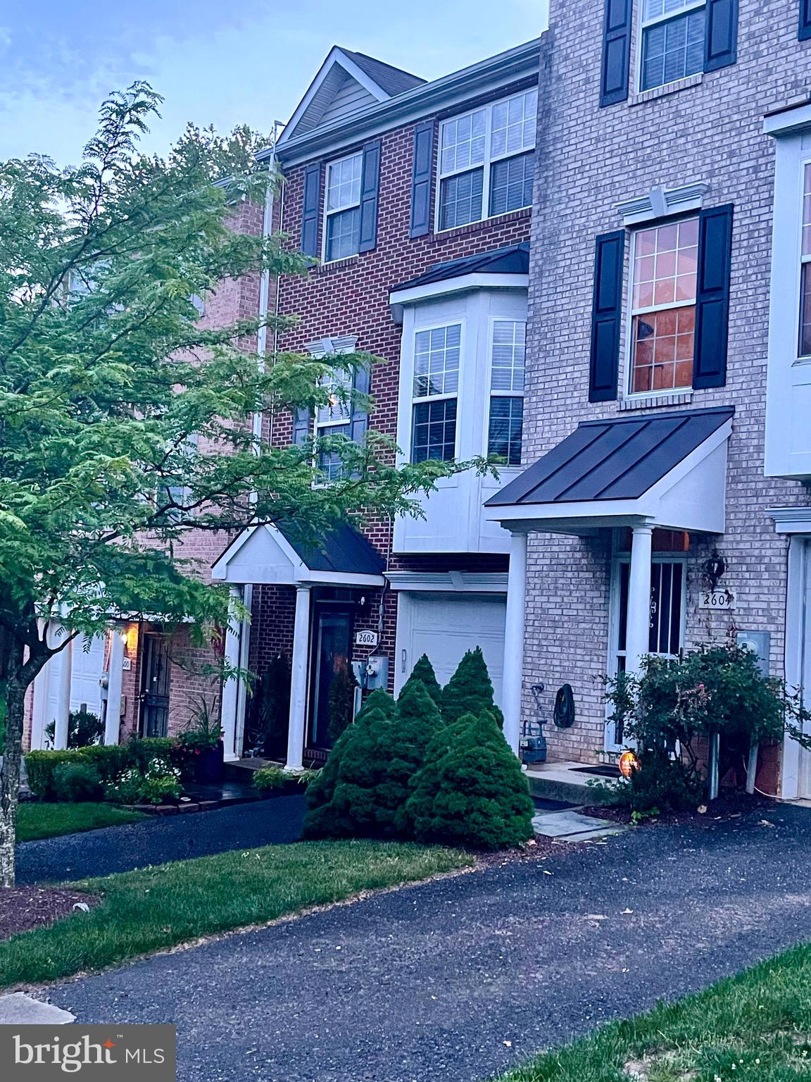 A MUST SEE beautiful brick townhome with a garage. This is a move-in ready home with all of the bell