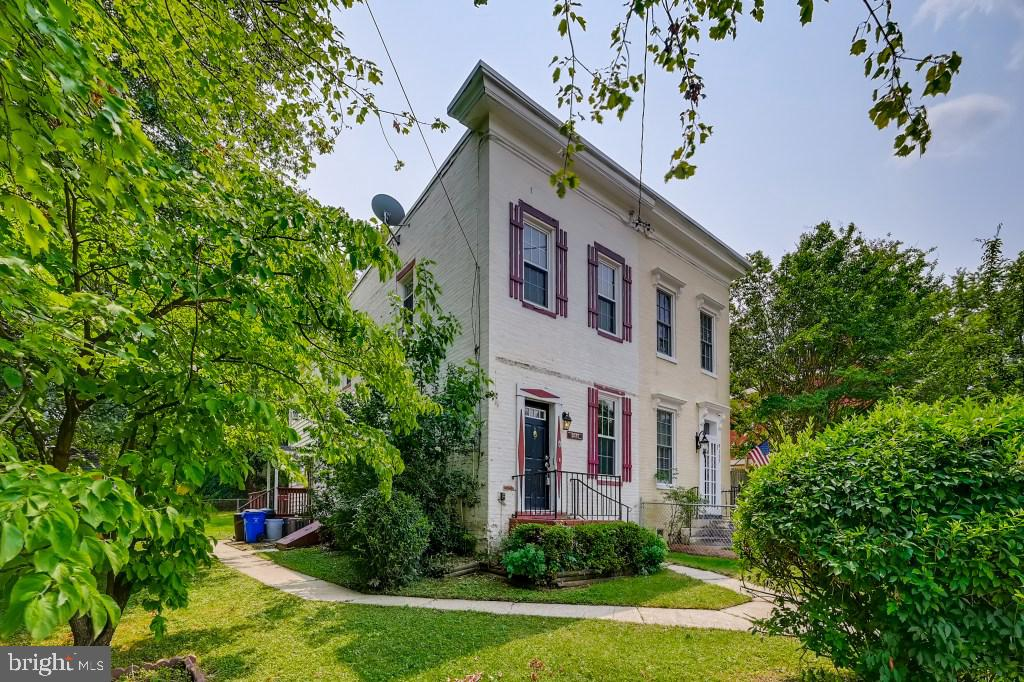 Charming twin home located in historic Savage, Maryland. Within walking distance to Savage Mill and