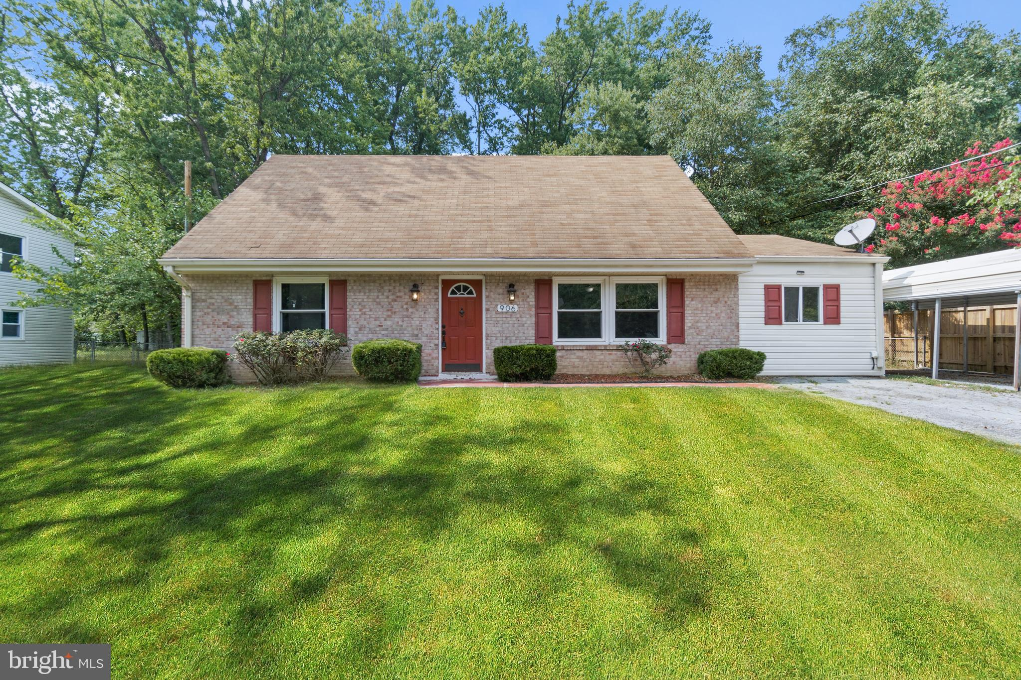 Welcome to Waldorf!  Located on a quaint and quiet street in the Carrington neighborhood, this two s