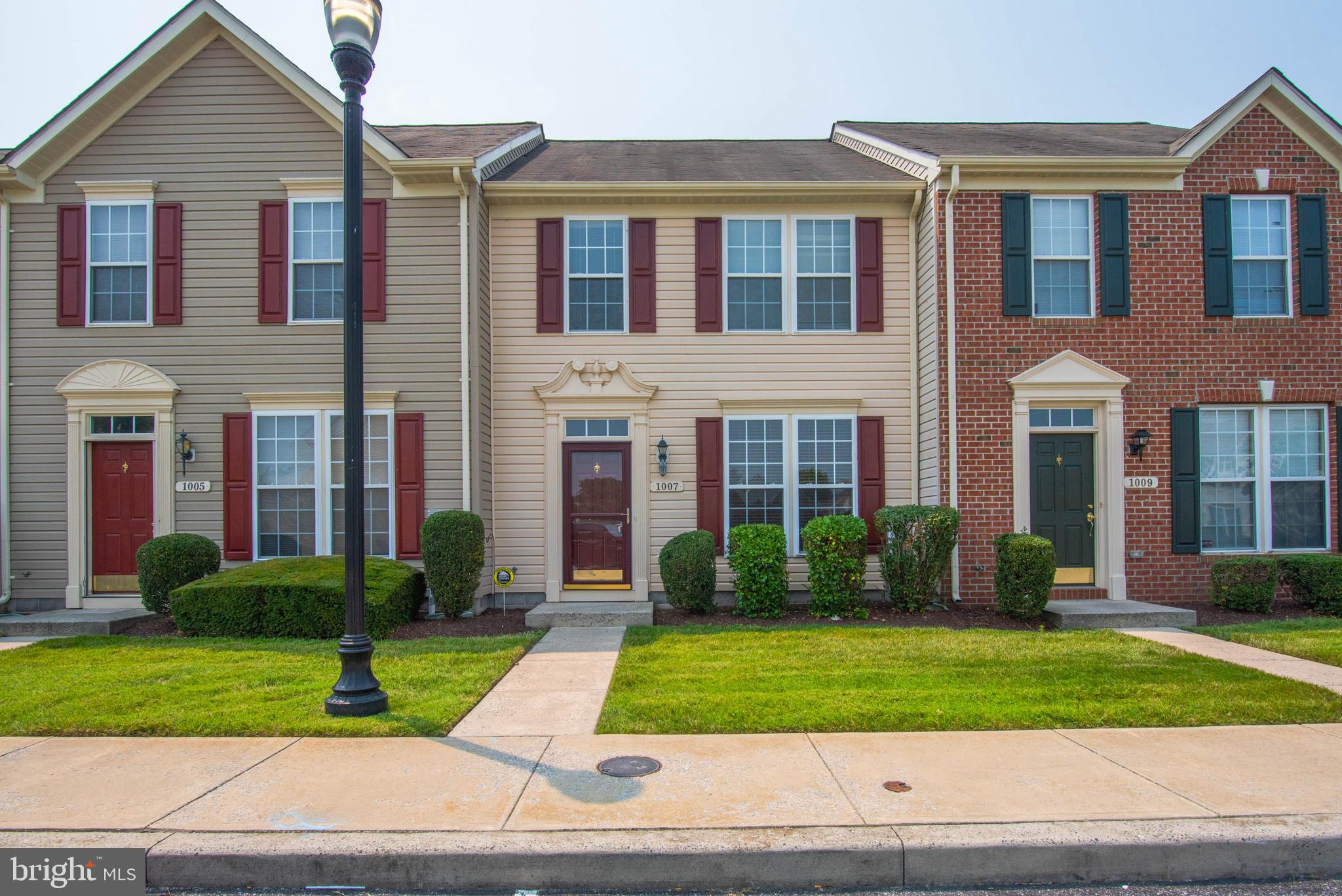 Enjoy easy living in this low maintenance townhome on the east side of Salisbury. This home is move