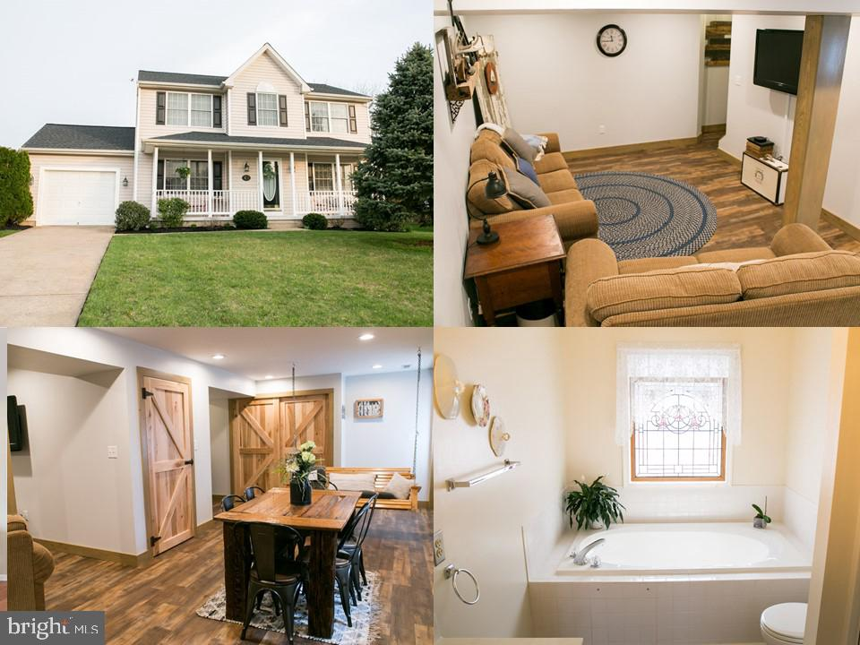 Welcome home to this gorgeous colonial and get lost in its beautiful features.  This home features 4
