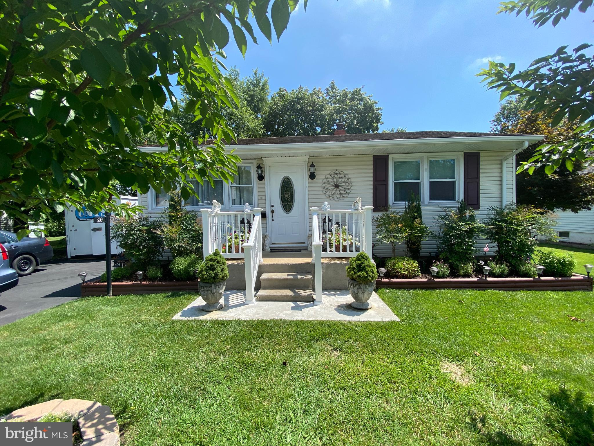 Welcome Home!  This beautiful and well maintained home in Edgewood is ready for YOU.  This home show