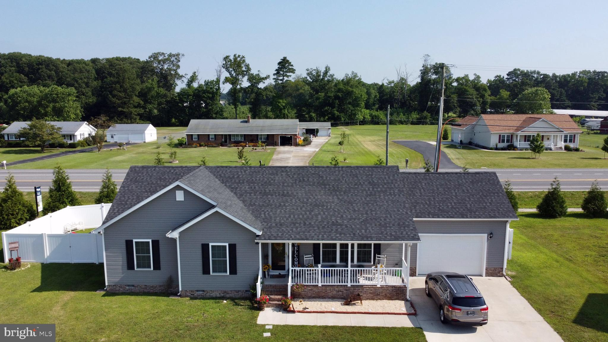 Check out this beautiful rancher styled home in a culdesac located in the Heron Ponds community loca