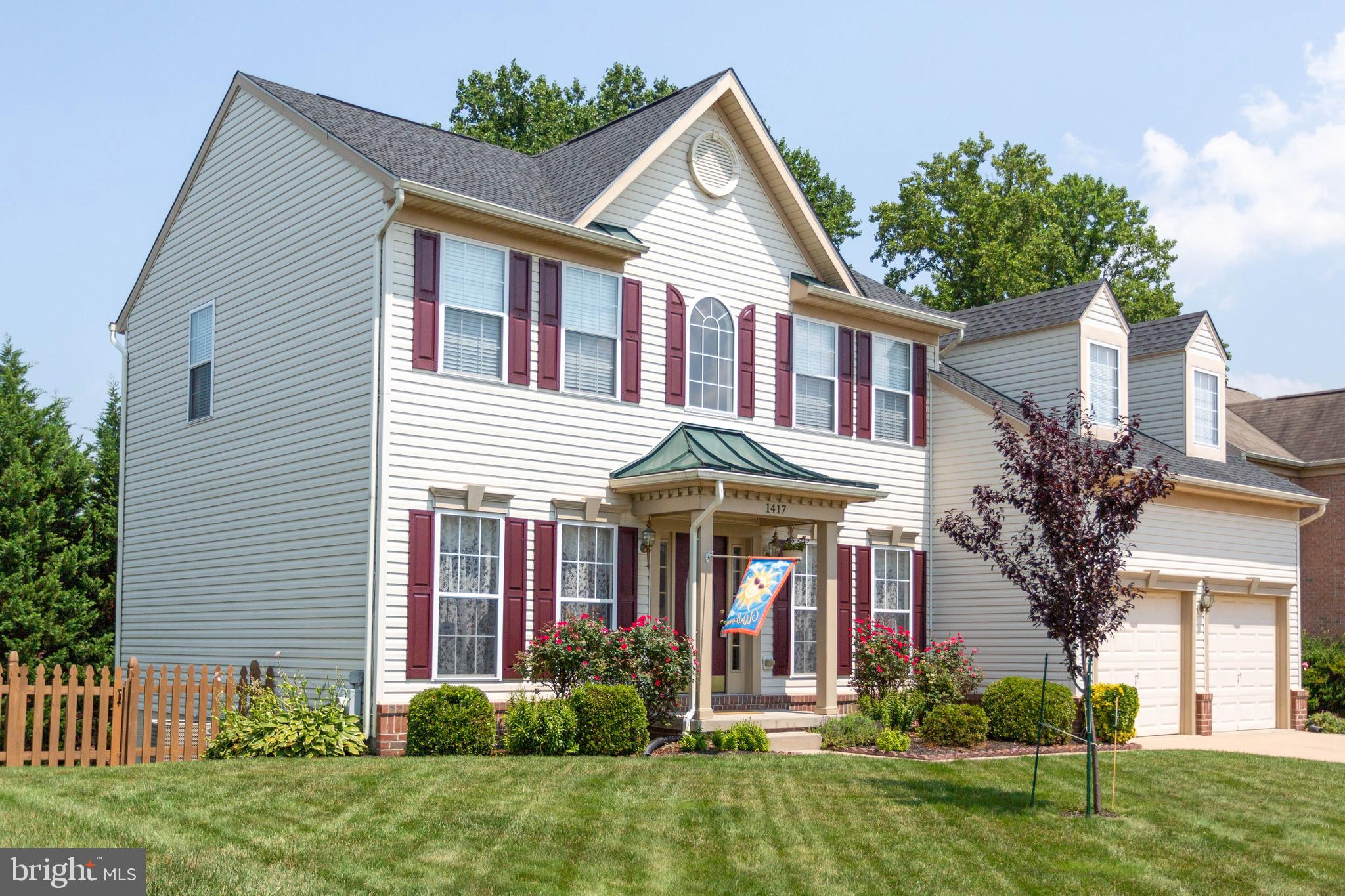 LOOK NO FURTHER!!! This spacious, 6 bedroom,  three-story bump out home has the updates that you are