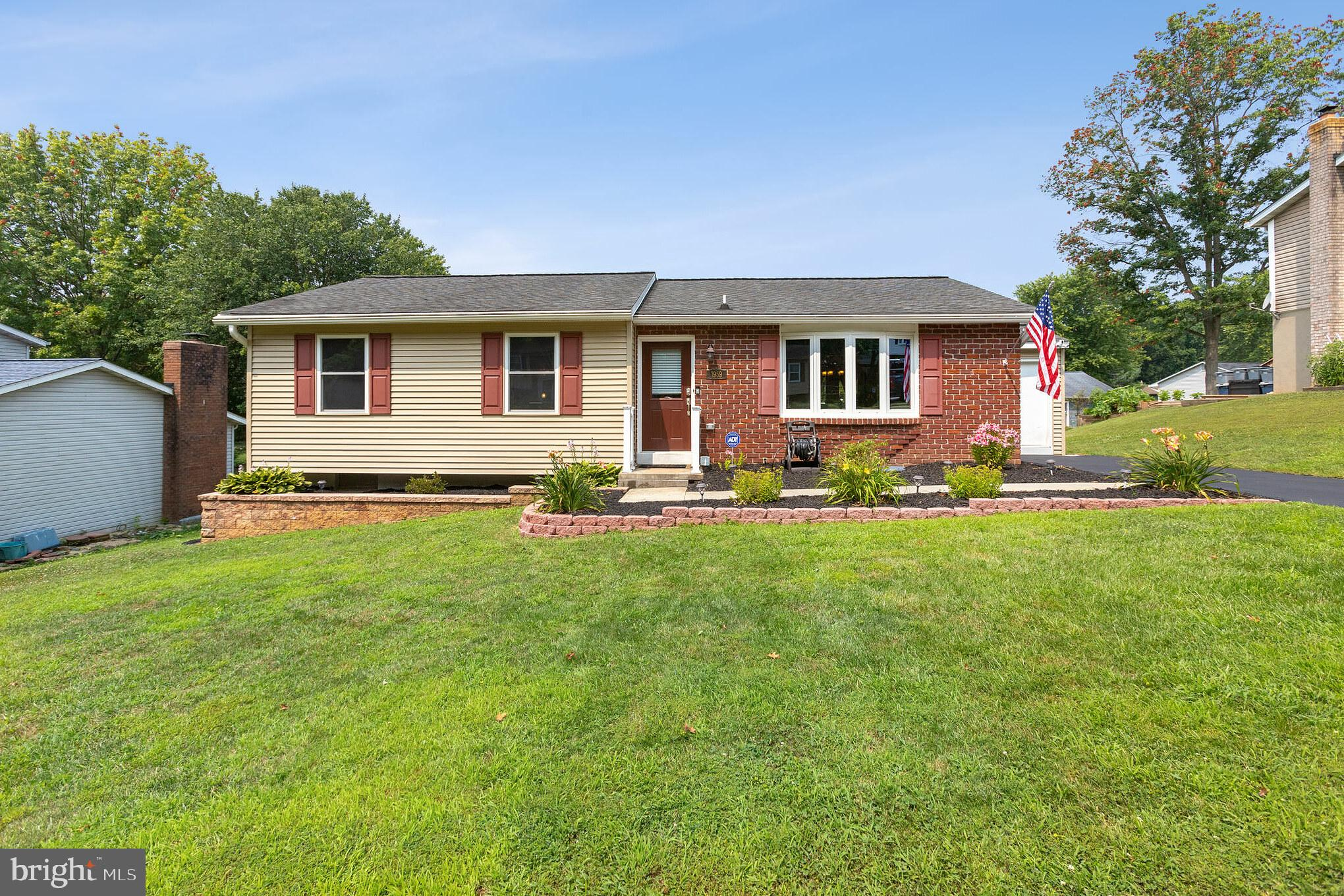 Welcome Home to this beautiful rancher in Hilltop Estates. Sykesville is know as one of the most sou