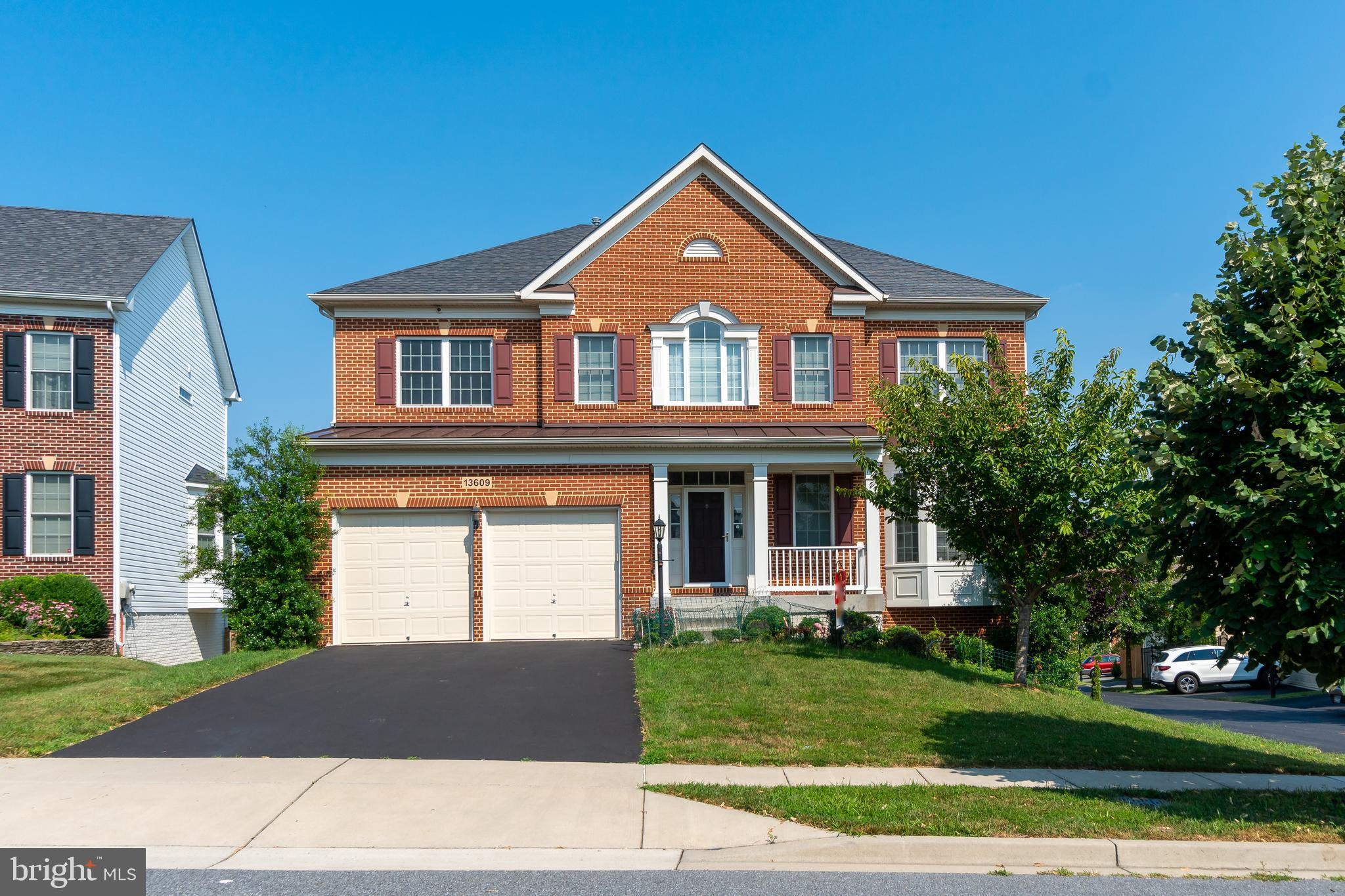 The beautiful house with Abbey model built by Winchester homes is one of the largest models in the n