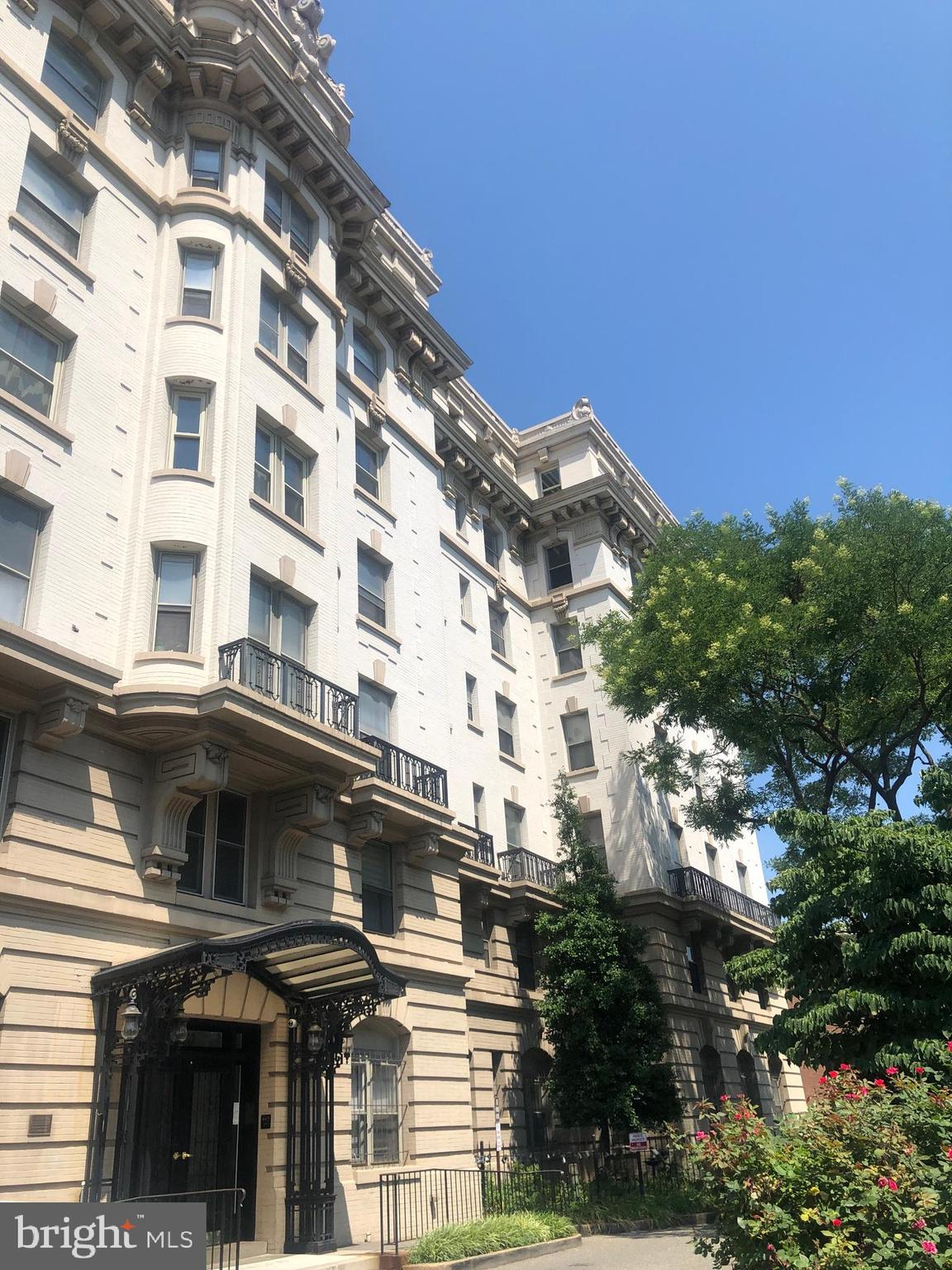 A truly historic building, built in 1905 in the Beaux Arts style, the La Renaissance Condominium is
