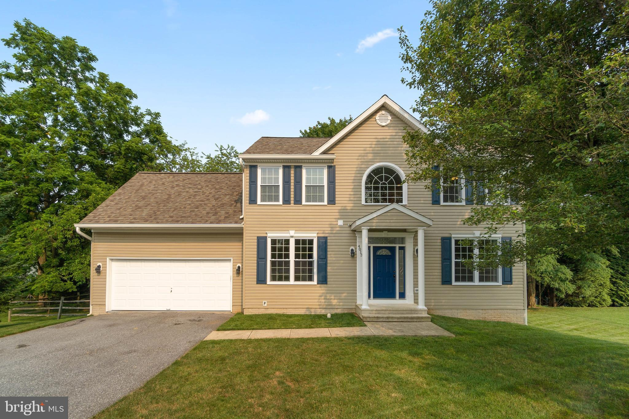 A landscaped .34 acre homesite welcomes you and your guests to this outstanding 1,900 sqft colonial