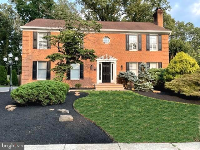 Imagine going home to 331 Lazywood Court located in highly sought Shipley's Choice, where stately el