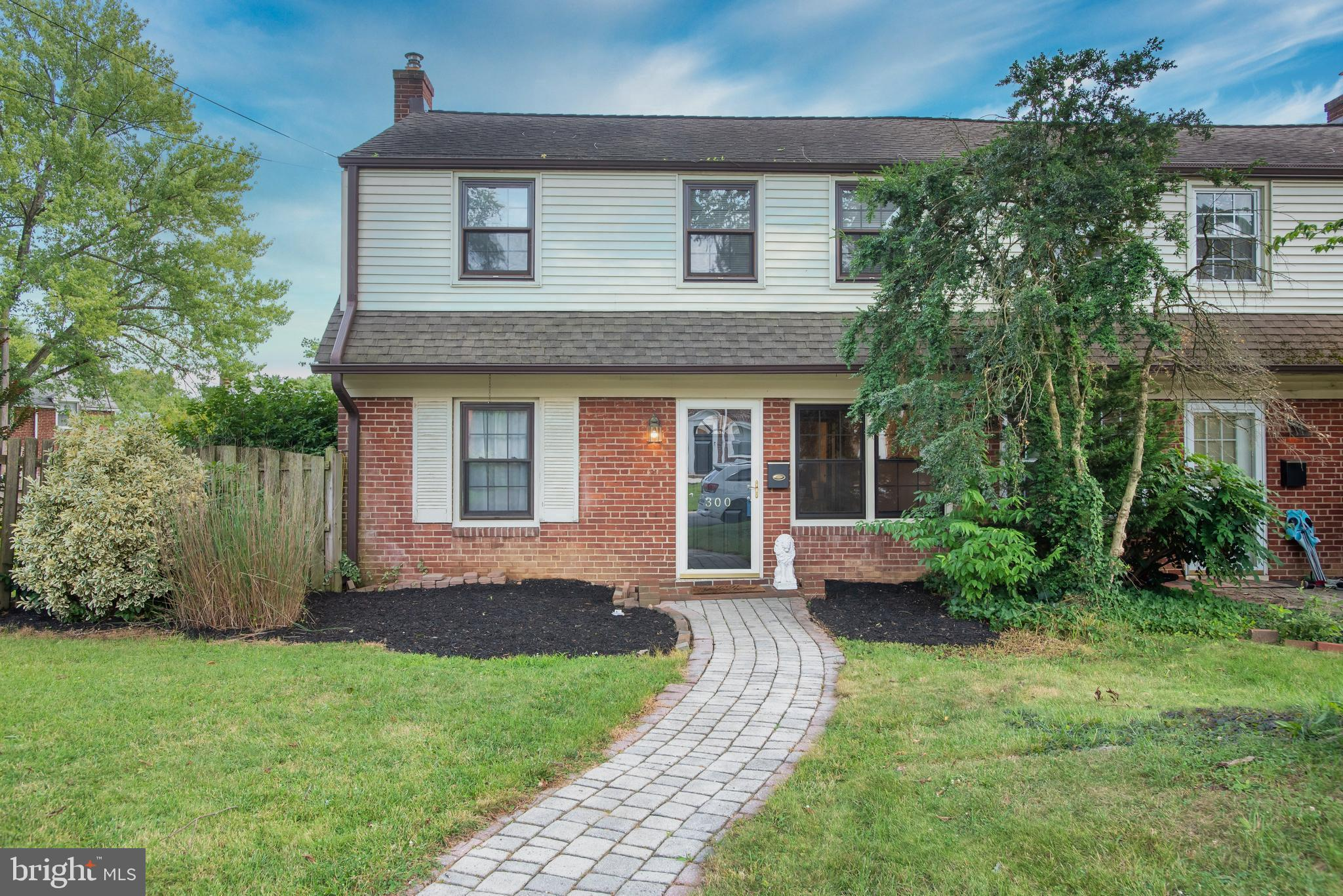 Check out this recently refreshed twin on one of the bigger lots  in sought after Lancaster Village.