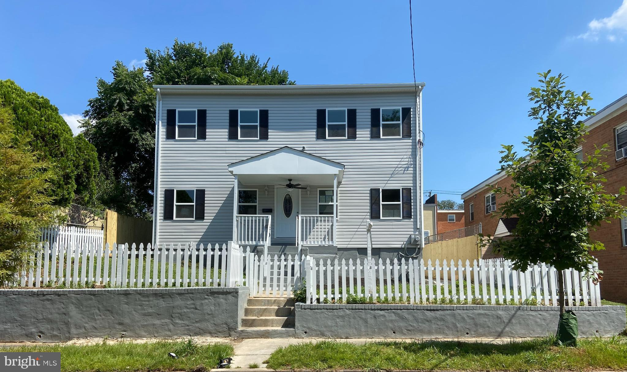 Not just your typical renovation, everything is new from the ground up! This beautiful Colonial styl