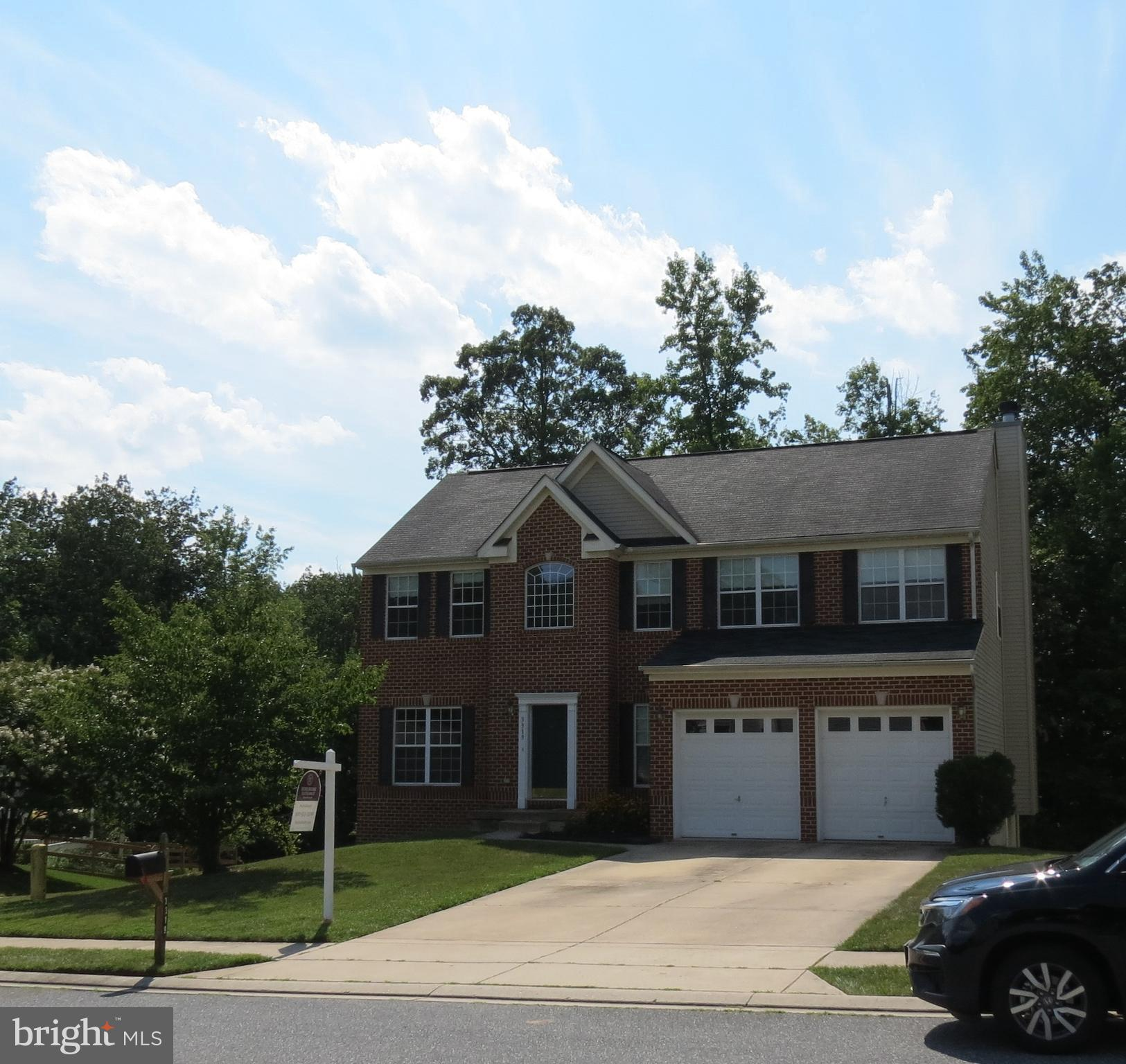 Welcome to Cokesbury Manor – 5 bedroom 3.5 bath Brick Front Colonial home features a stunning deck backing to woods on protected land – natural gas & electric. 4 Bedrooms with generous closets on Upper level including the Primary bedroom (2 walk in closets) and attached spacious ensuite. Eat-in kitchen opens to deck and Family room complete with wood burning fireplace. Finished walk-out basement includes several flexible spaces including a bedroom & full bath. 75 Gallon Hot water Heater. New carpet & fresh paint throughout. Dual Zone HVAC w/ service plan through May 2022 (upstairs heat pump 2014 - lower level 2019). Cinch Home Warranty. Beautiful walking trails maintained by the HOA. This peaceful, scenic neighborhood is located minutes from I-95, Rt 40, APG, schools, shopping & more.