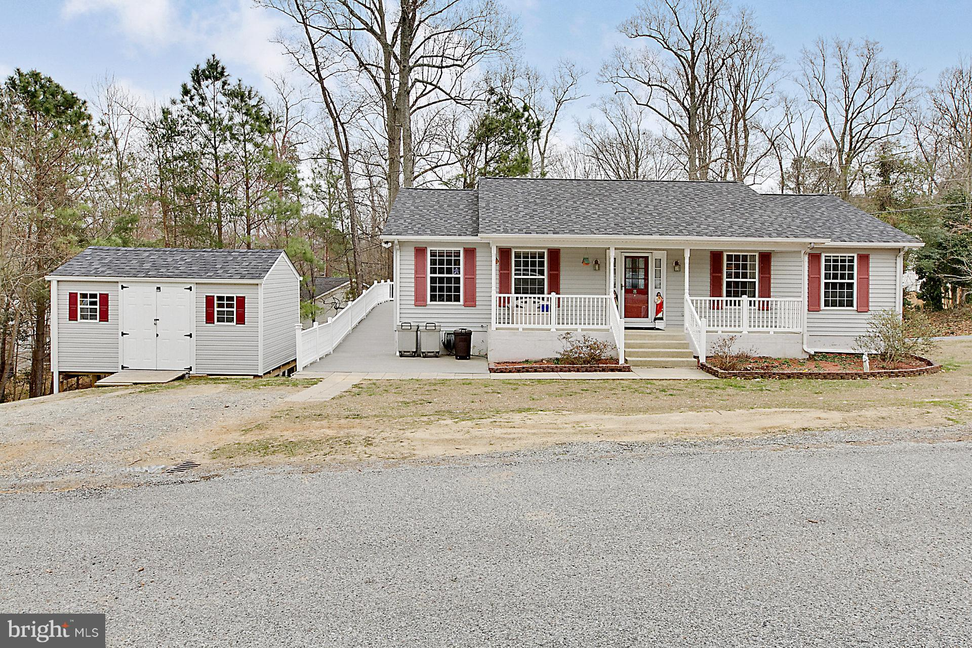 Perfectly versatile home with Top Rated Schools. Many updates made that will show you the pride of o