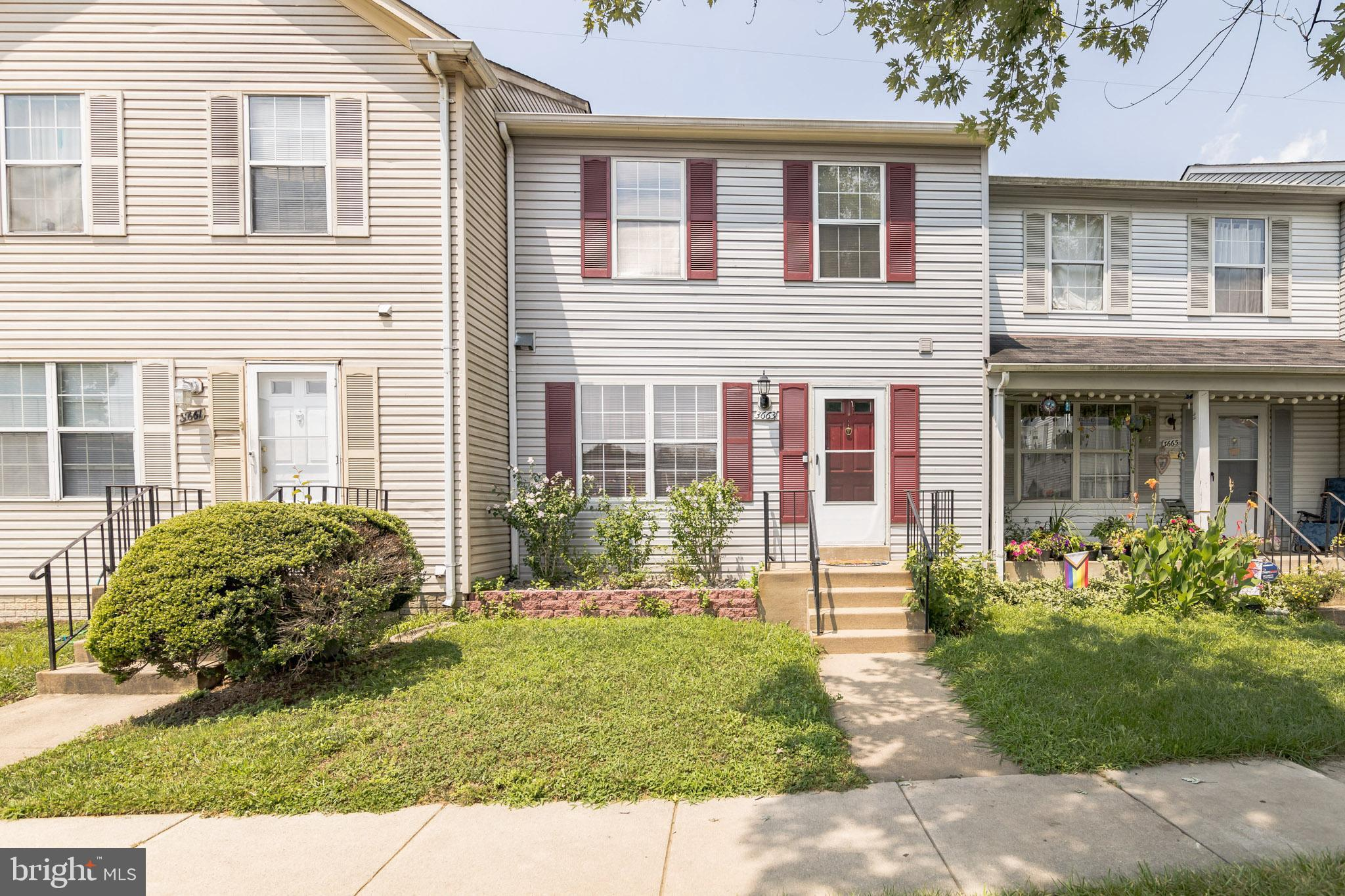 Welcome home to this beautiful 3 level Colonial style home in South Cove! Walk into a light and brig