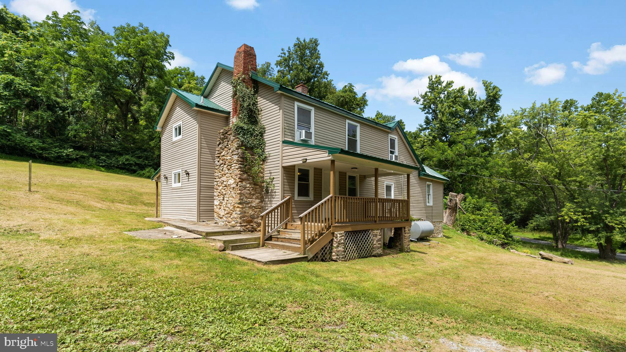 You will adore this charming country home nestled between Short Hill Mountain and the Blue Ridge loc